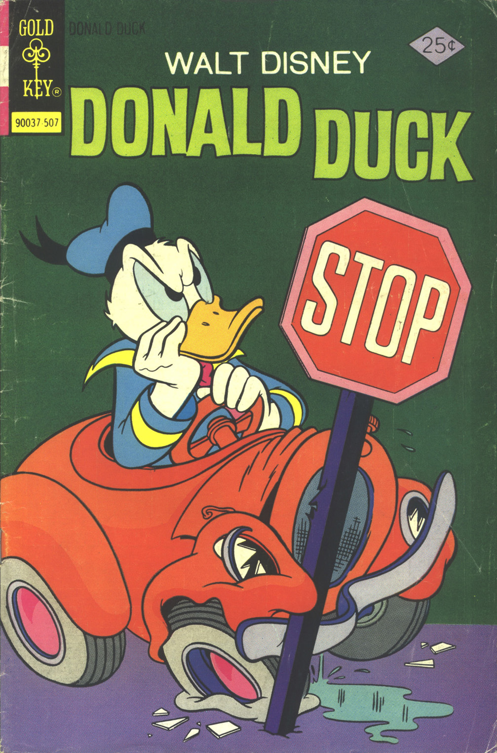 Donald Duck (1962) 164 Page 1