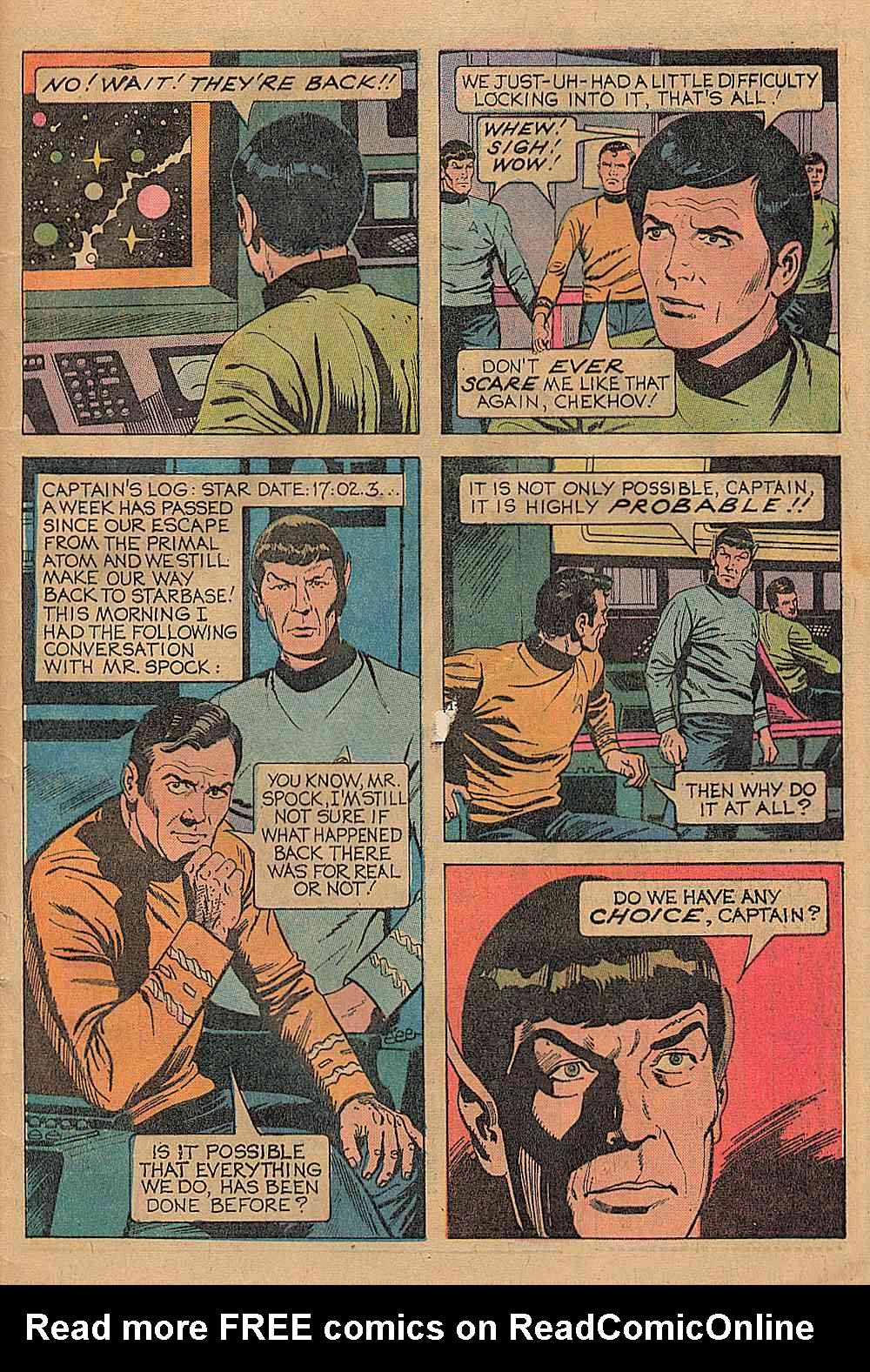 Star Trek (1967) Issue #33 #33 - English 26