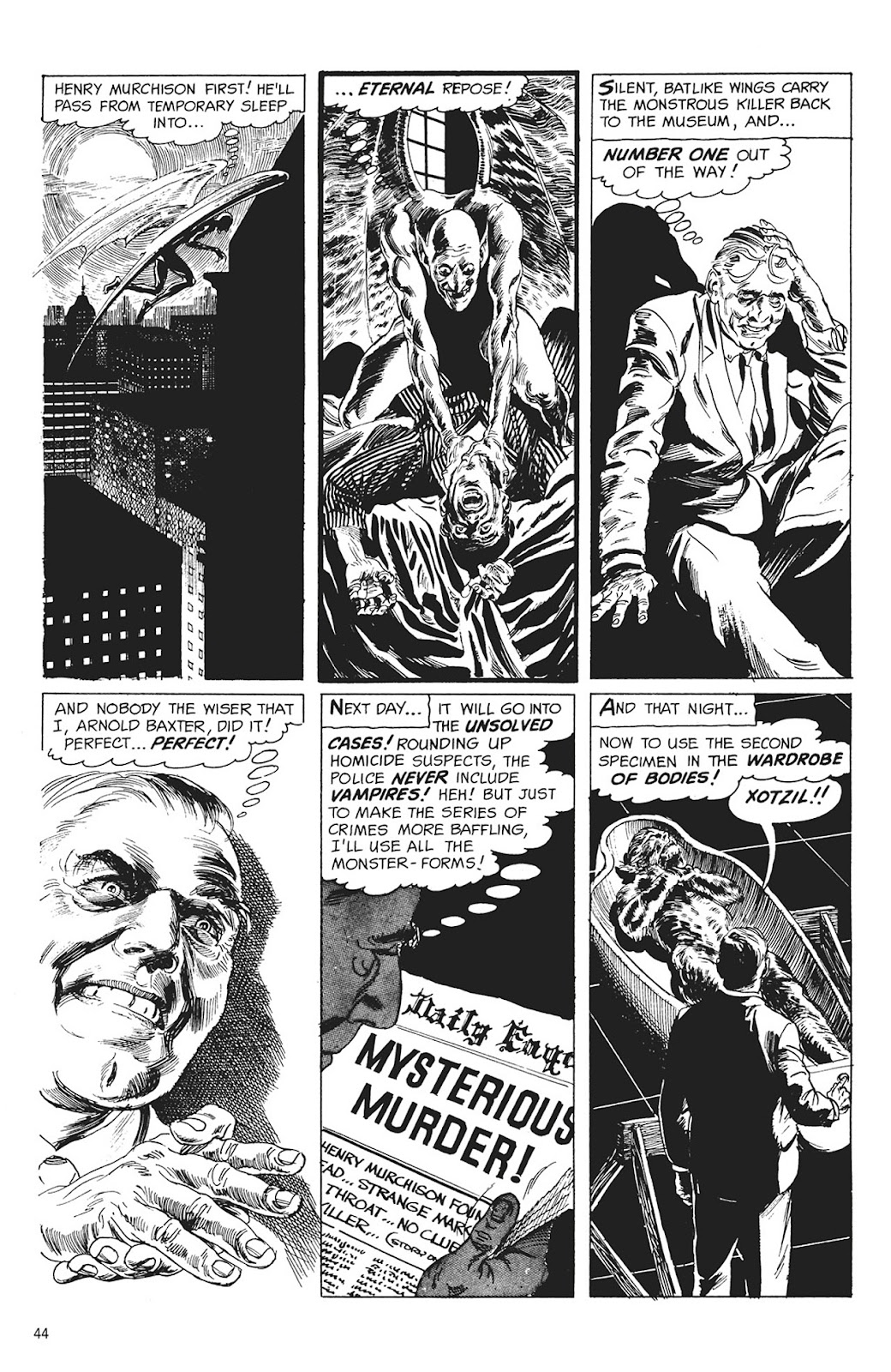 Creepy (2009) Issue #4 #4 - English 45