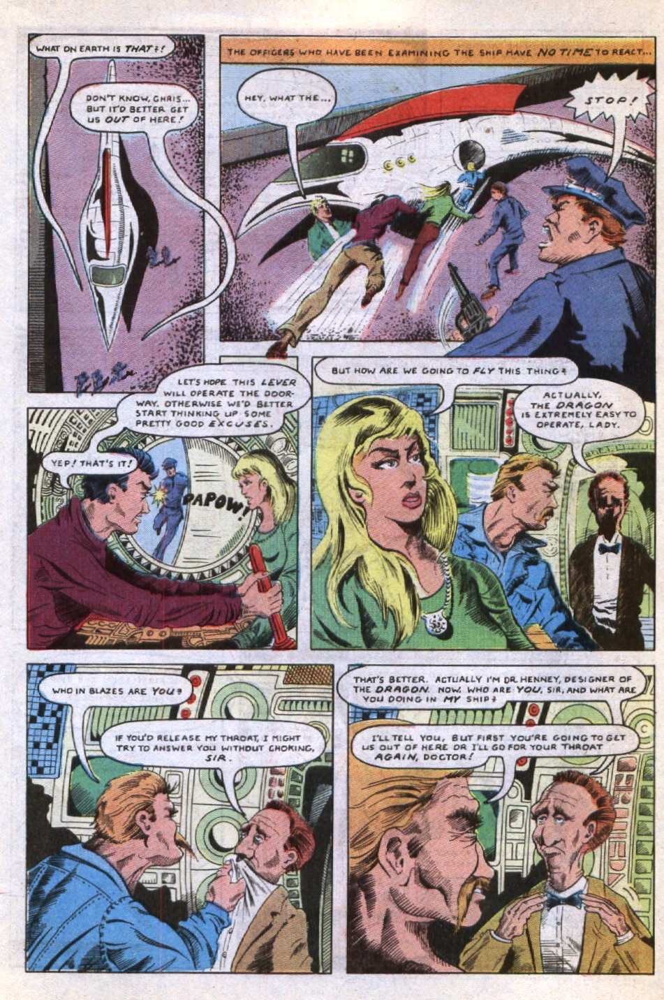 Read online Scary Tales comic -  Issue #40 - 12