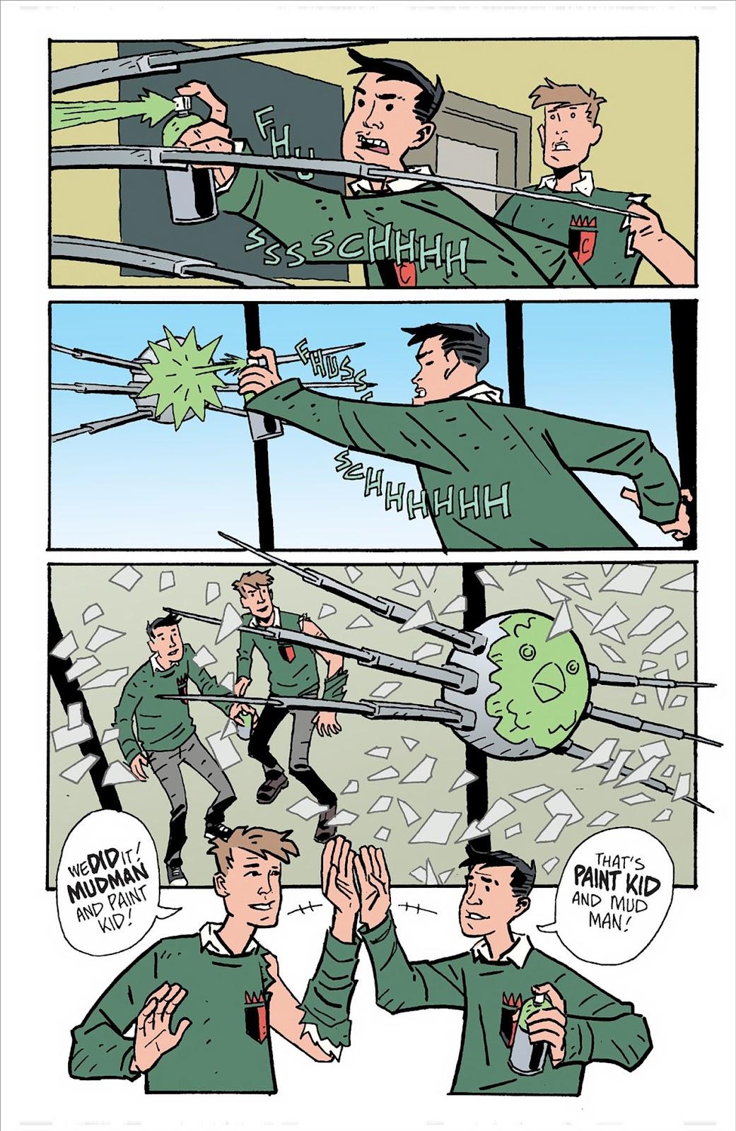 Mudman Issue #3 #3 - English 27