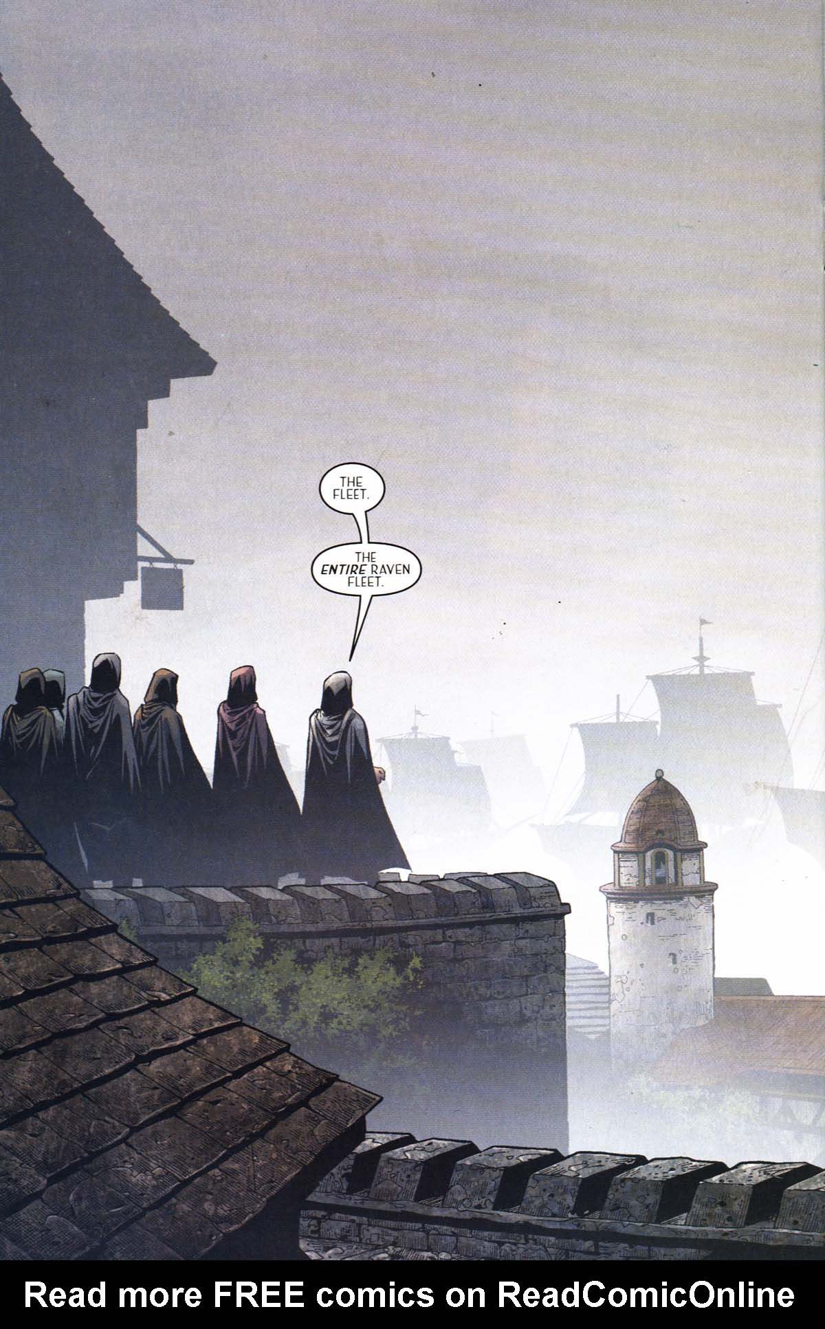 Read online Scion comic -  Issue #23 - 24