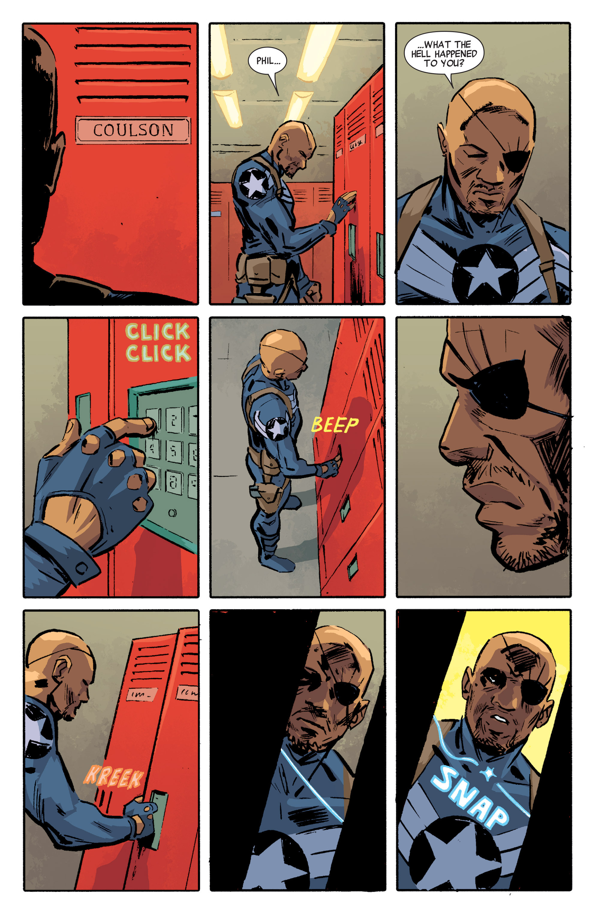 Read online Secret Avengers (2014) comic -  Issue #5 - 17