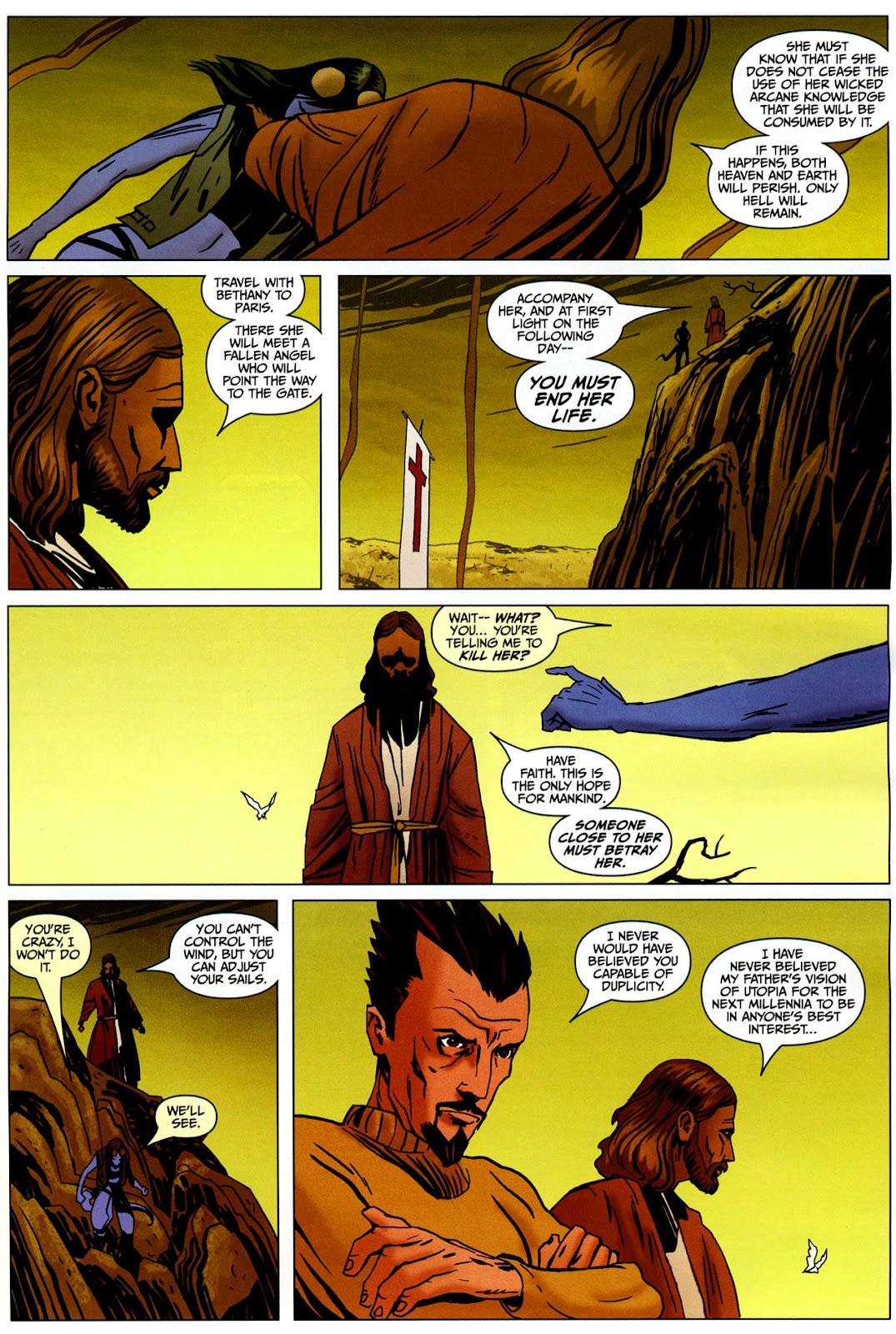 Strange Girl Issue #17 #18 - English 7