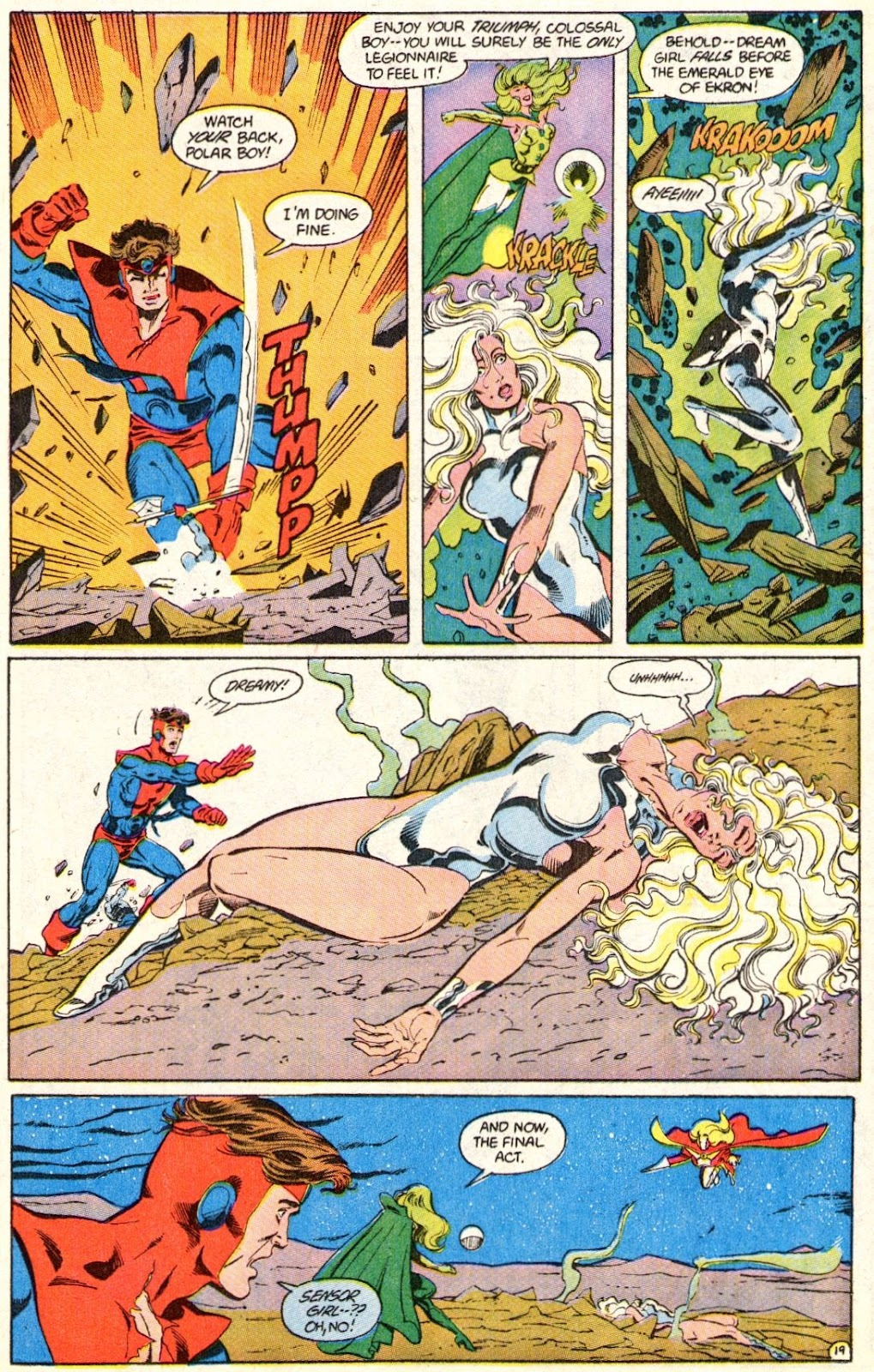 Tales of the Legion Issue #350 #37 - English 20
