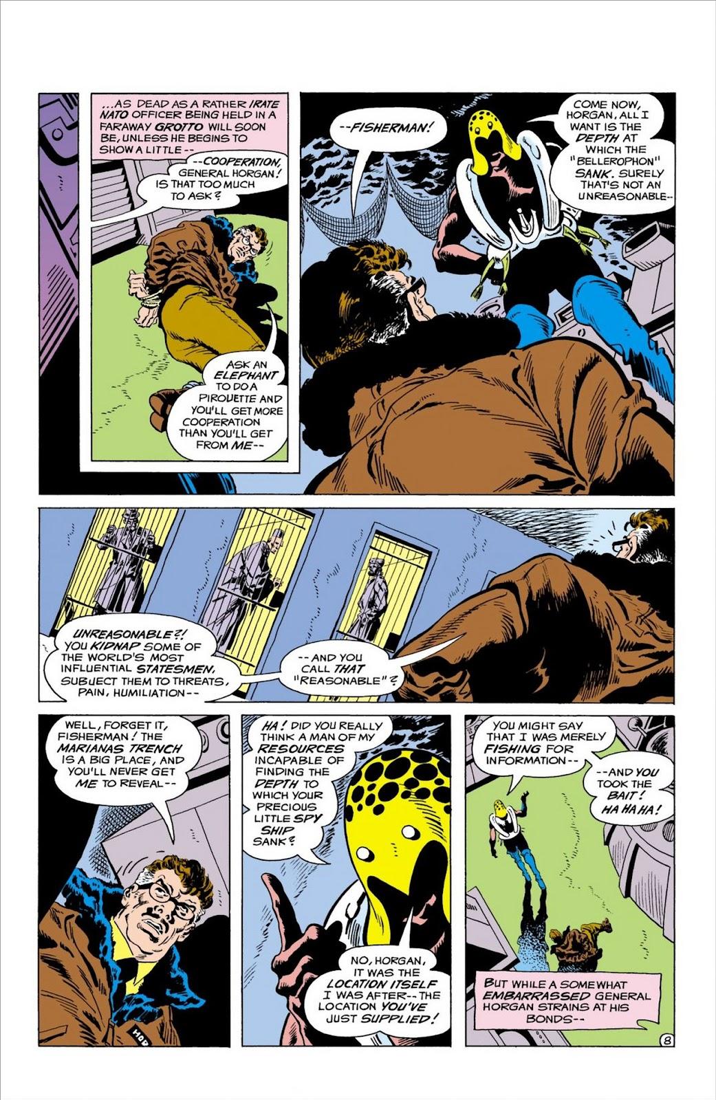 Aquaman (1962) Issue #57 #57 - English 9