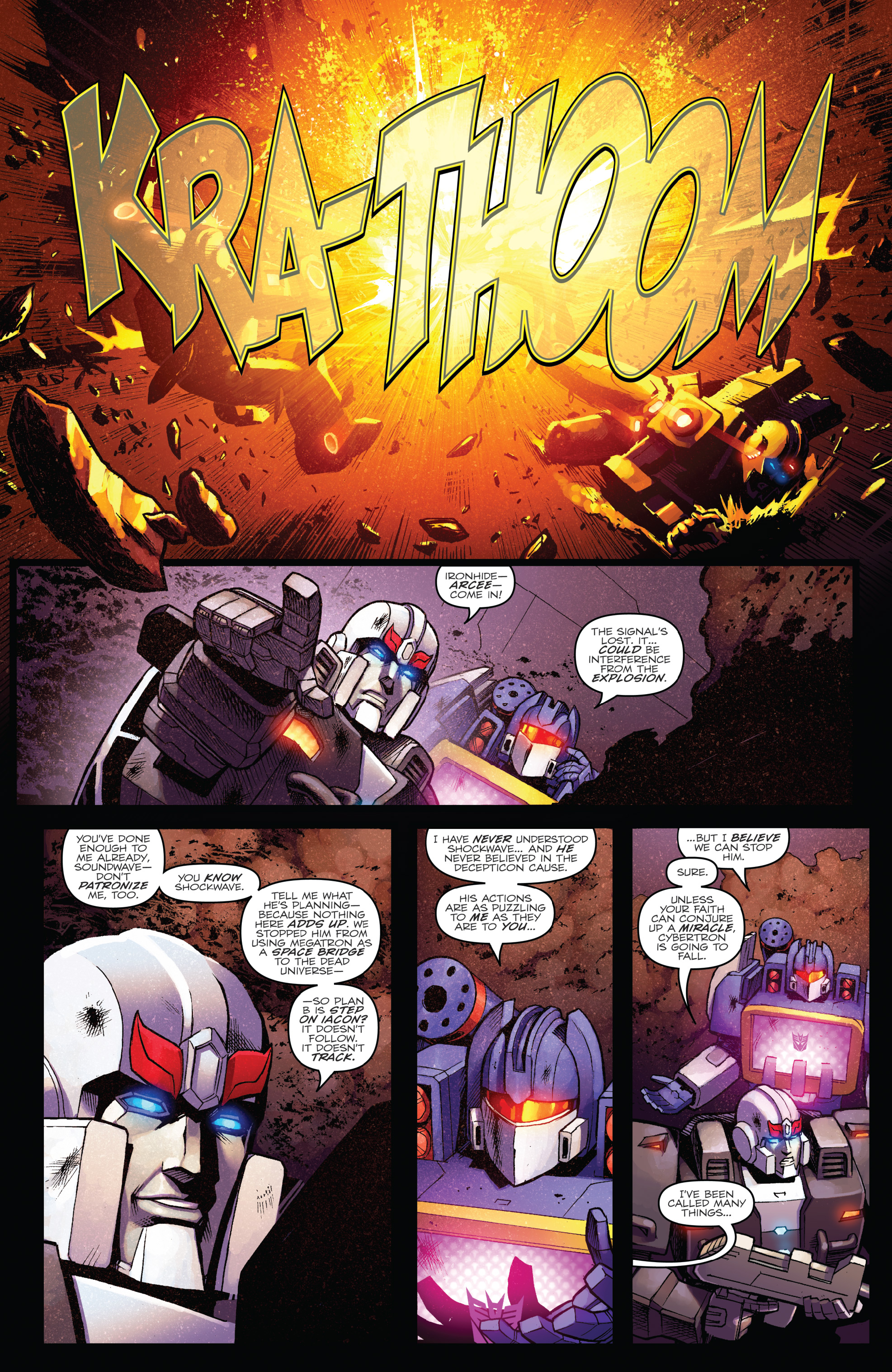 Read online The Transformers: Dark Cybertron Finale comic -  Issue # Full - 48