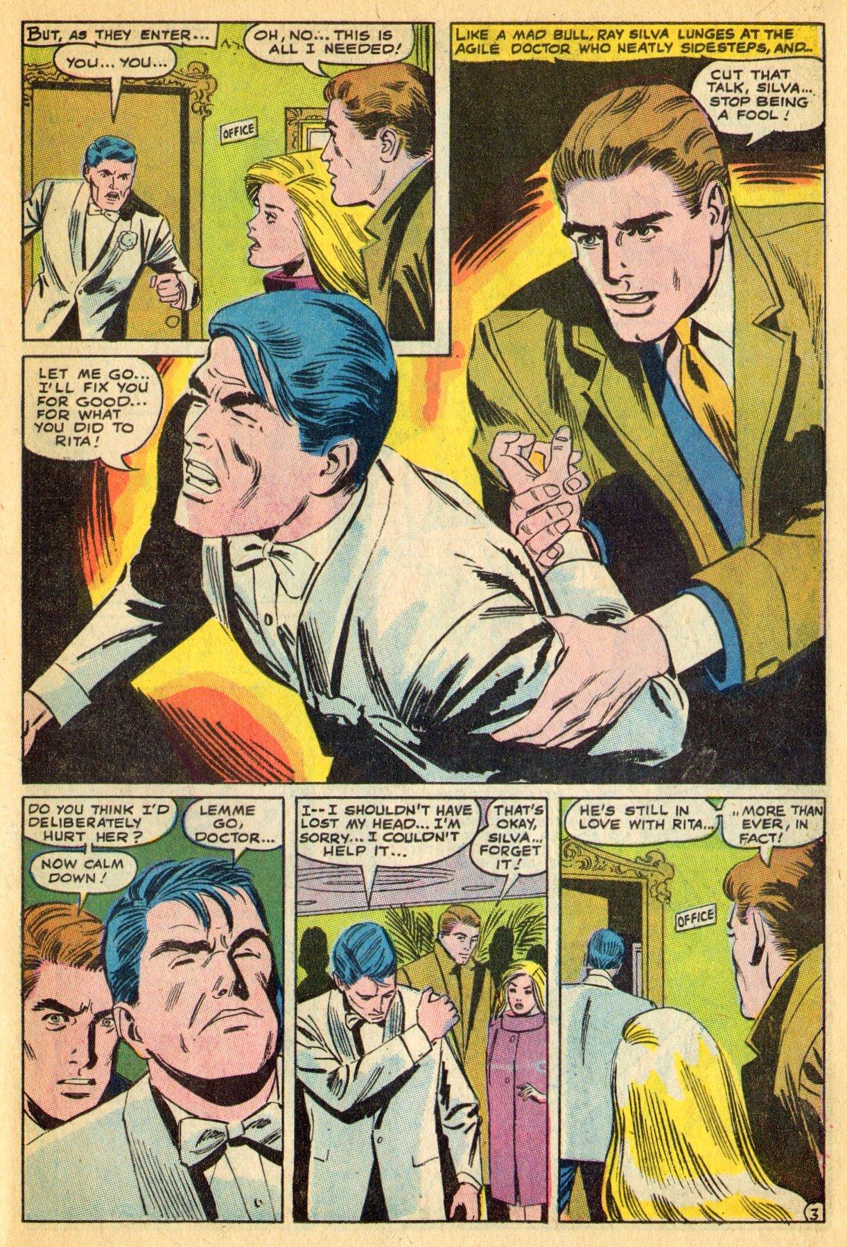 Read online Secret Hearts comic -  Issue #134 - 23