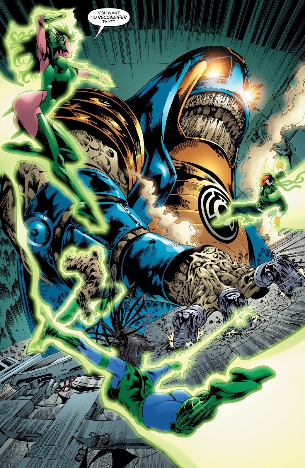Green Lantern: The Sinestro Corps War Full #1 - English 134