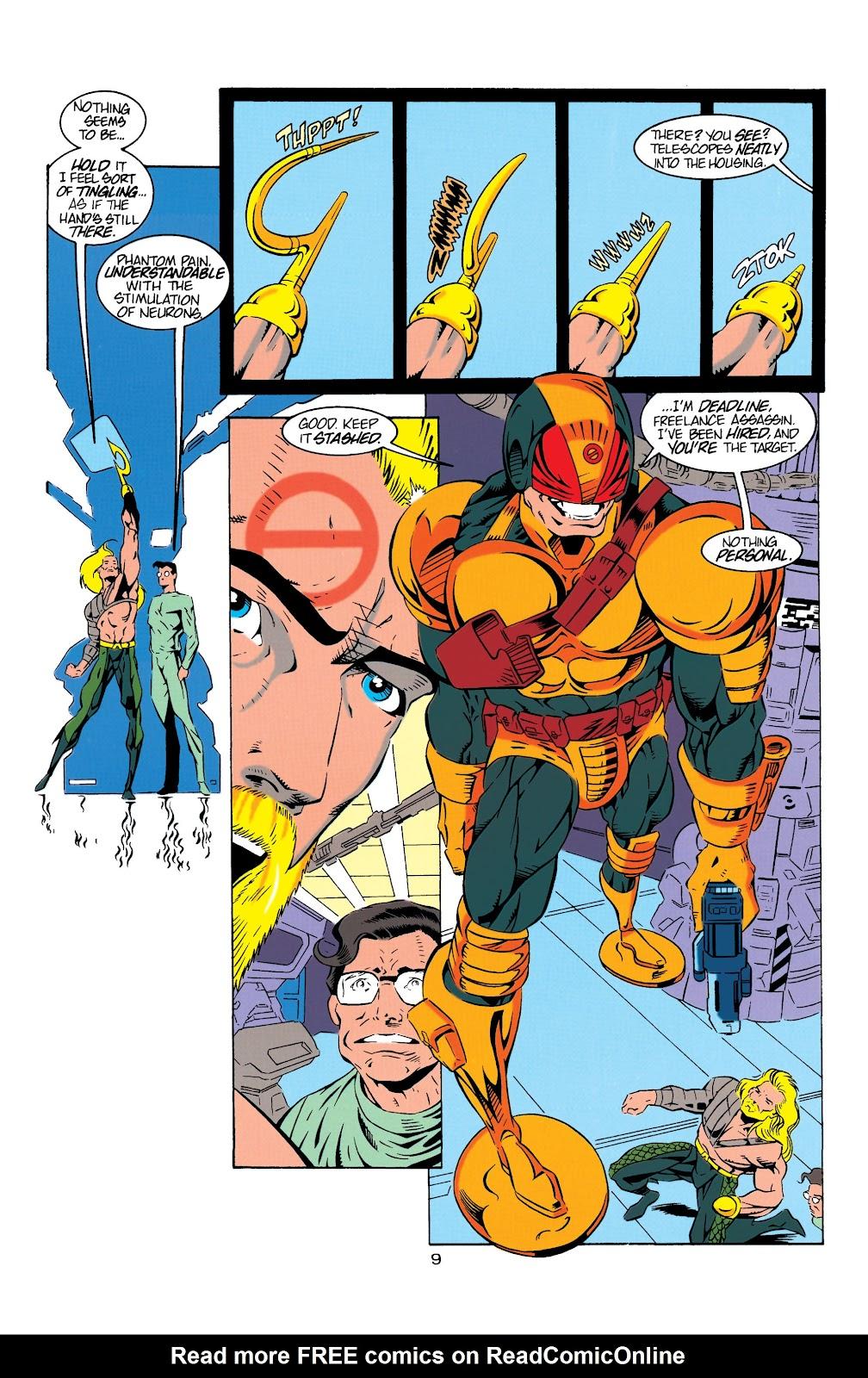 Aquaman (1994) Issue #9 #15 - English 10