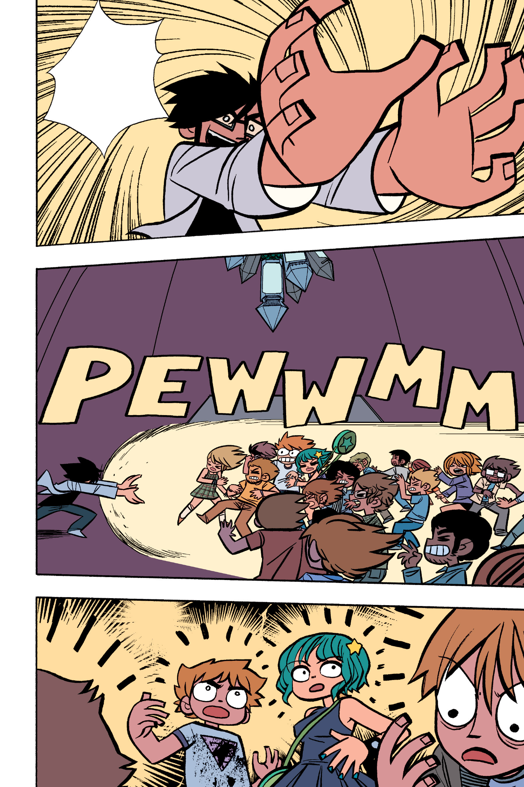 Read online Scott Pilgrim comic -  Issue #6 - 278