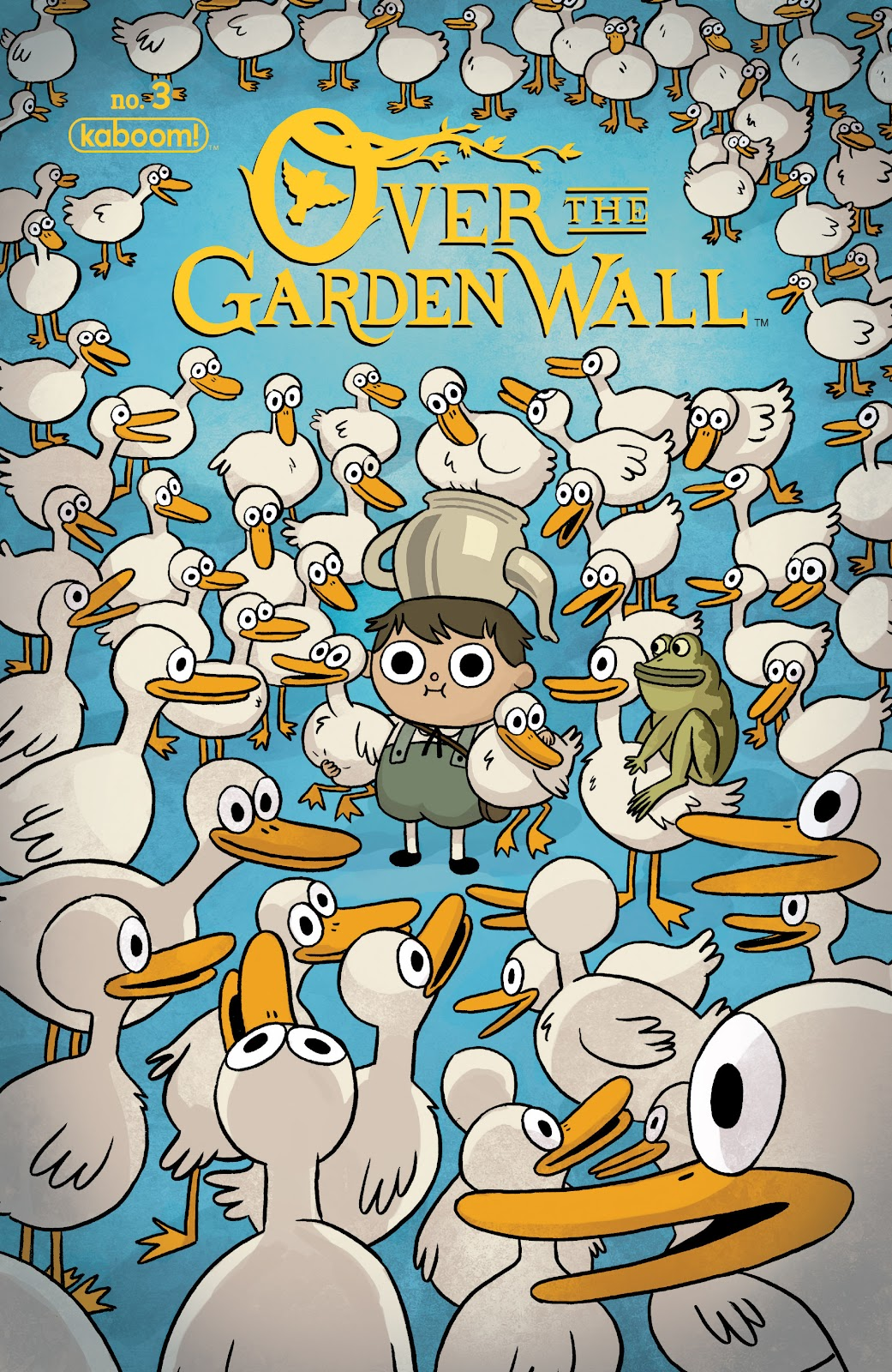 Over the Garden Wall (2016) Issue #3 #3 - English 1