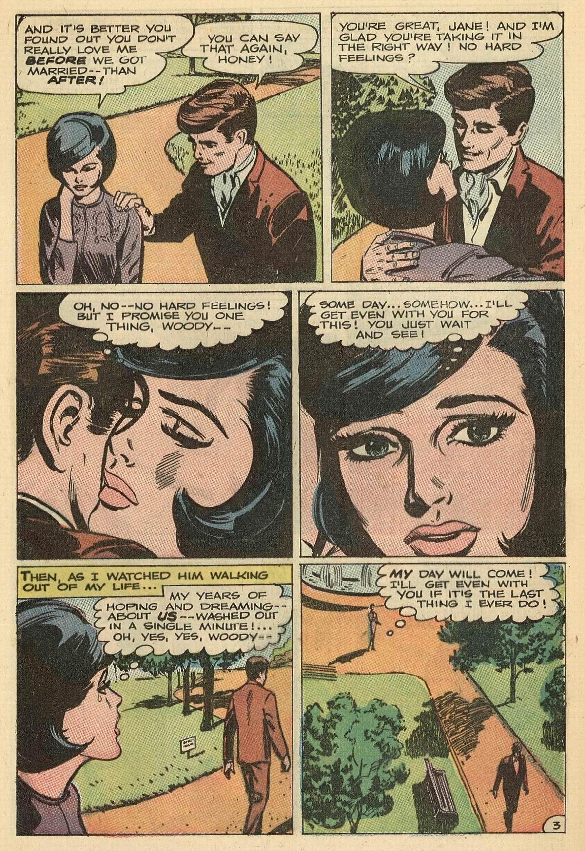 Read online Secret Hearts comic -  Issue #125 - 5