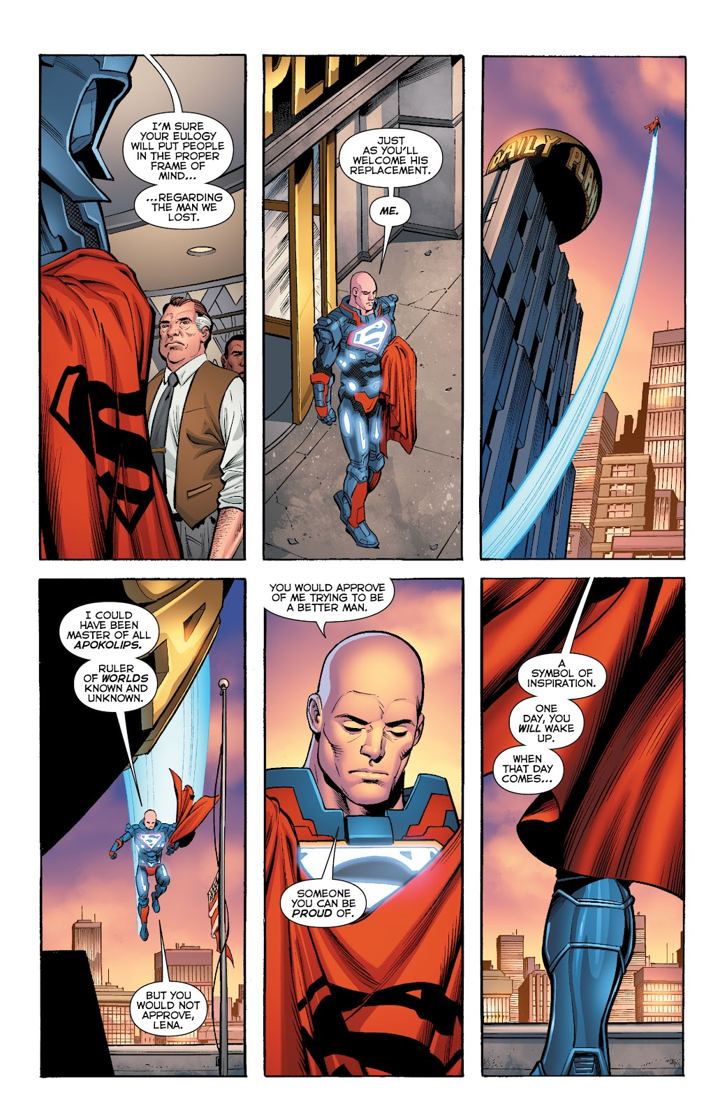 Justice League (2011) Issue #52 #62 - English 21