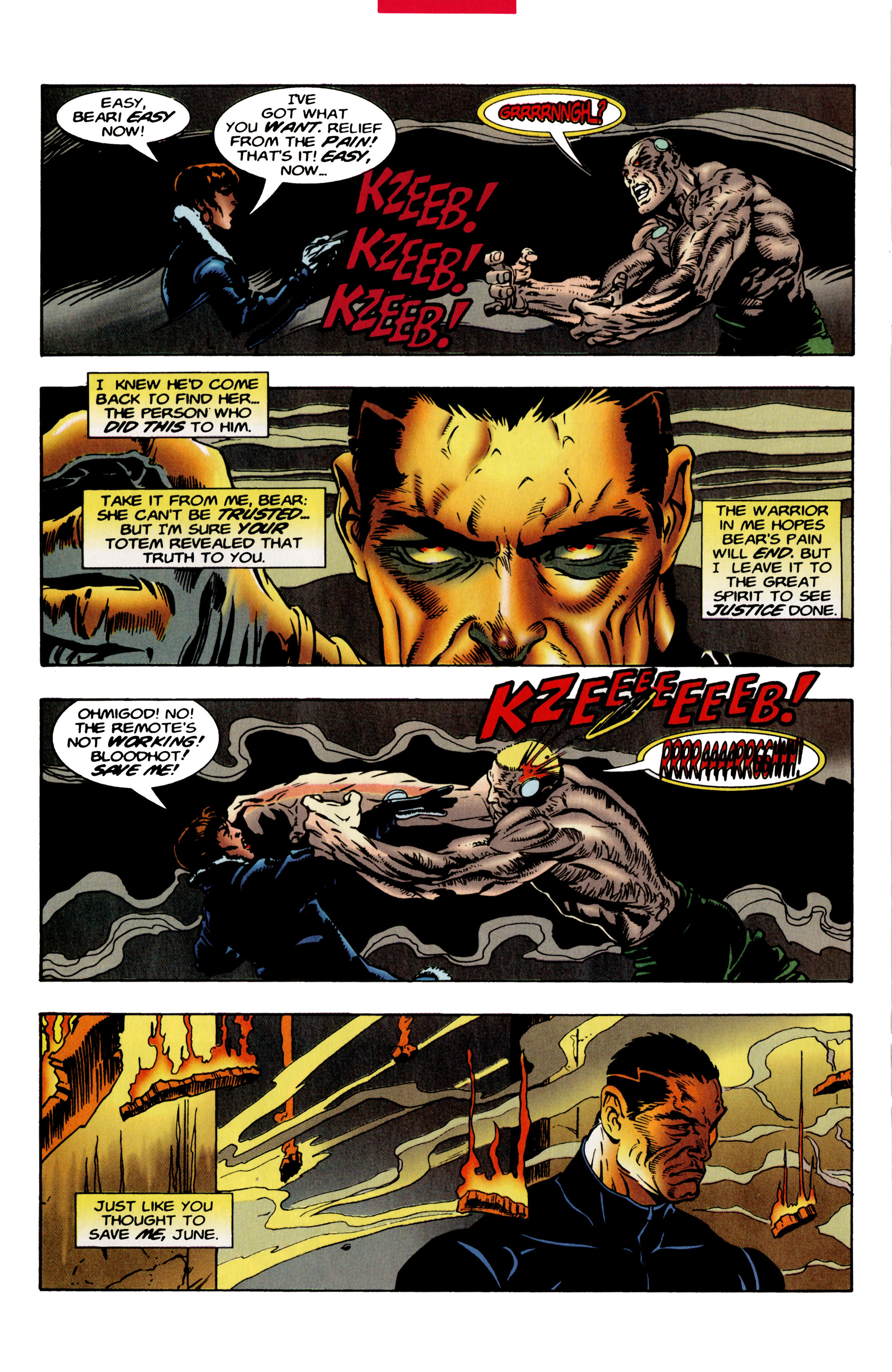 Read online Bloodshot (1993) comic -  Issue #48 - 21