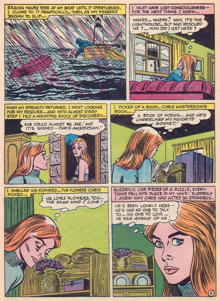 Read online Secret Hearts comic -  Issue #124 - 12