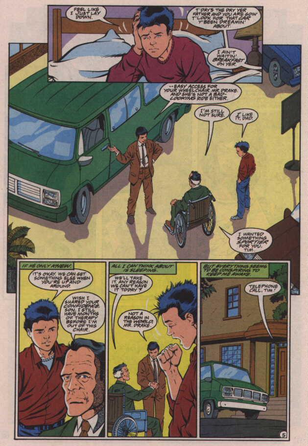Batman: Knightfall #Aftermath_-_1 #98 - English 6