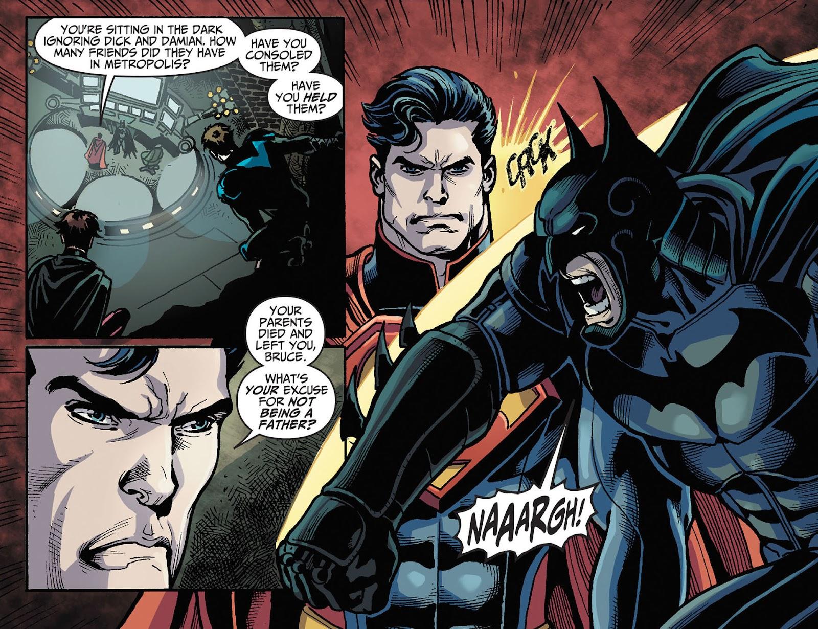 Injustice: Gods Among Us [I] Issue #11 #12 - English 12