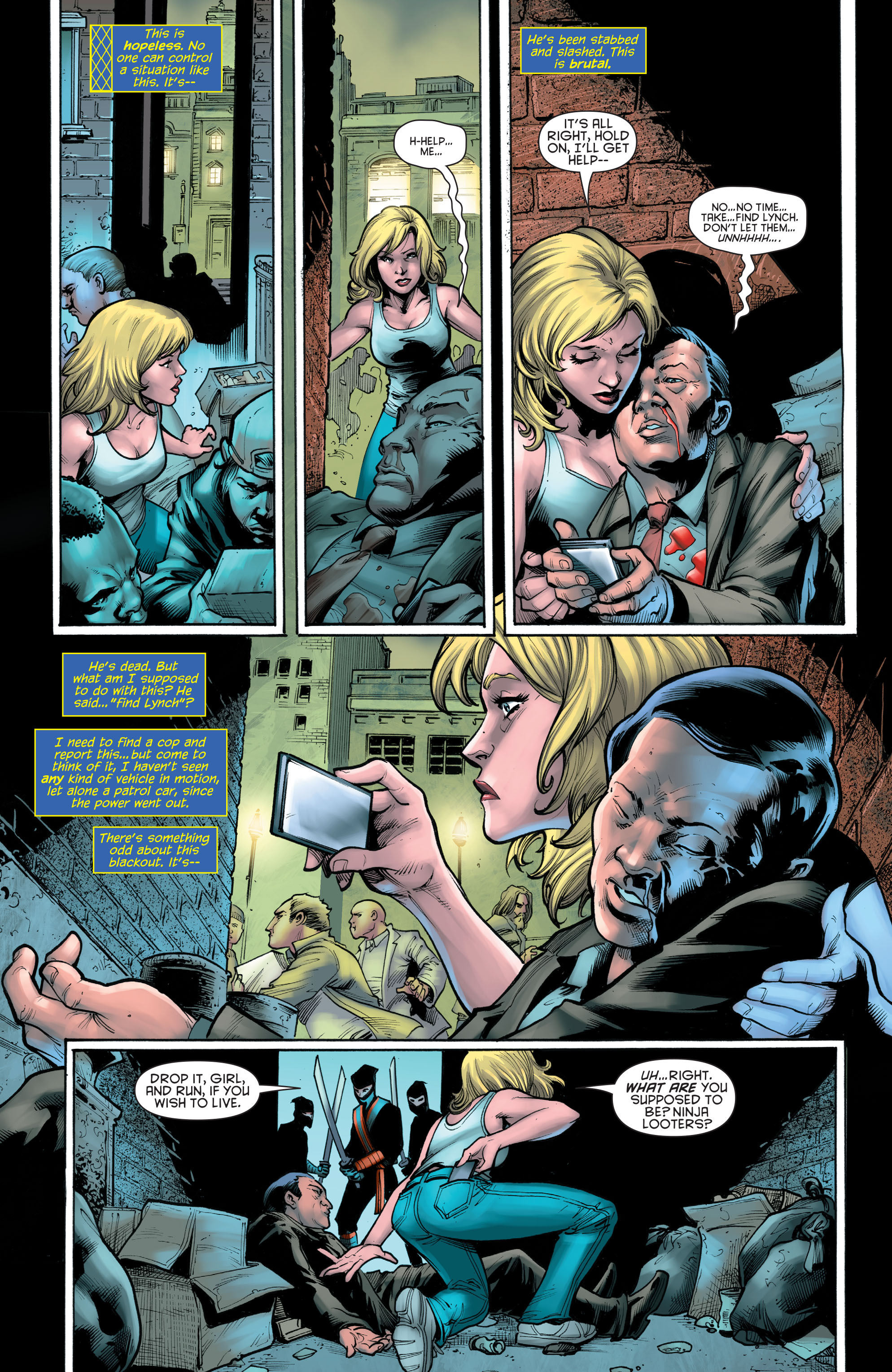 DC Comics: Zero Year chap tpb pic 189