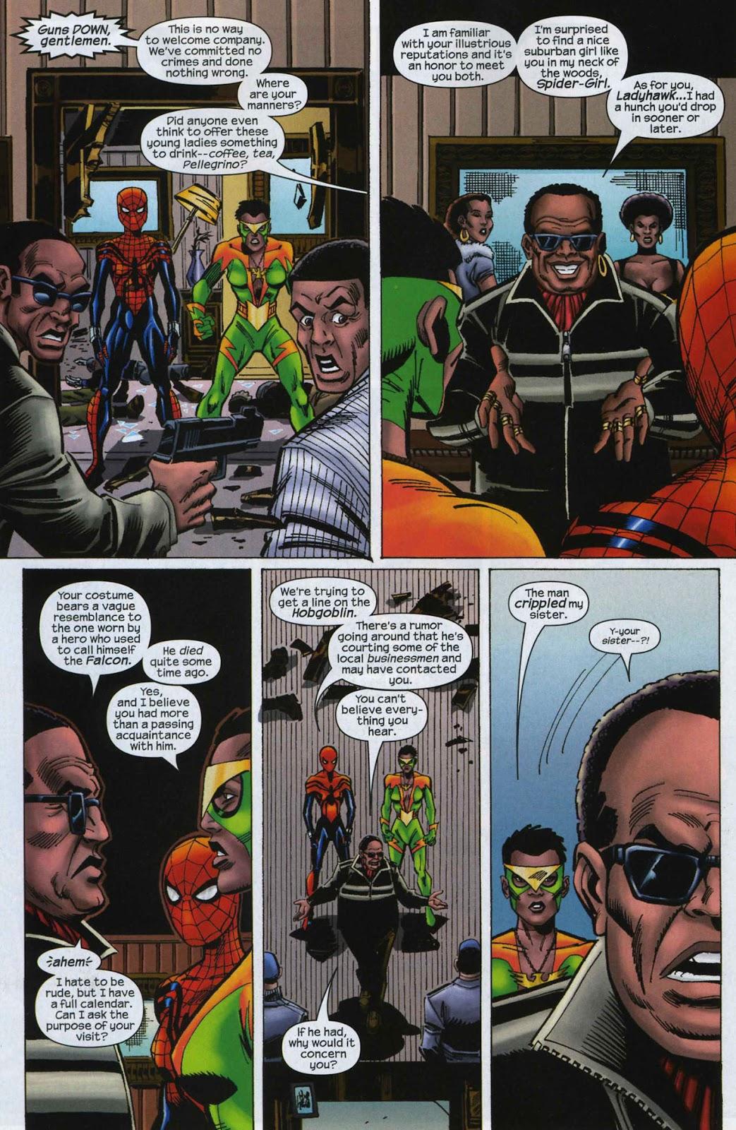 Amazing Spider-Girl Issue #7 #8 - English 19