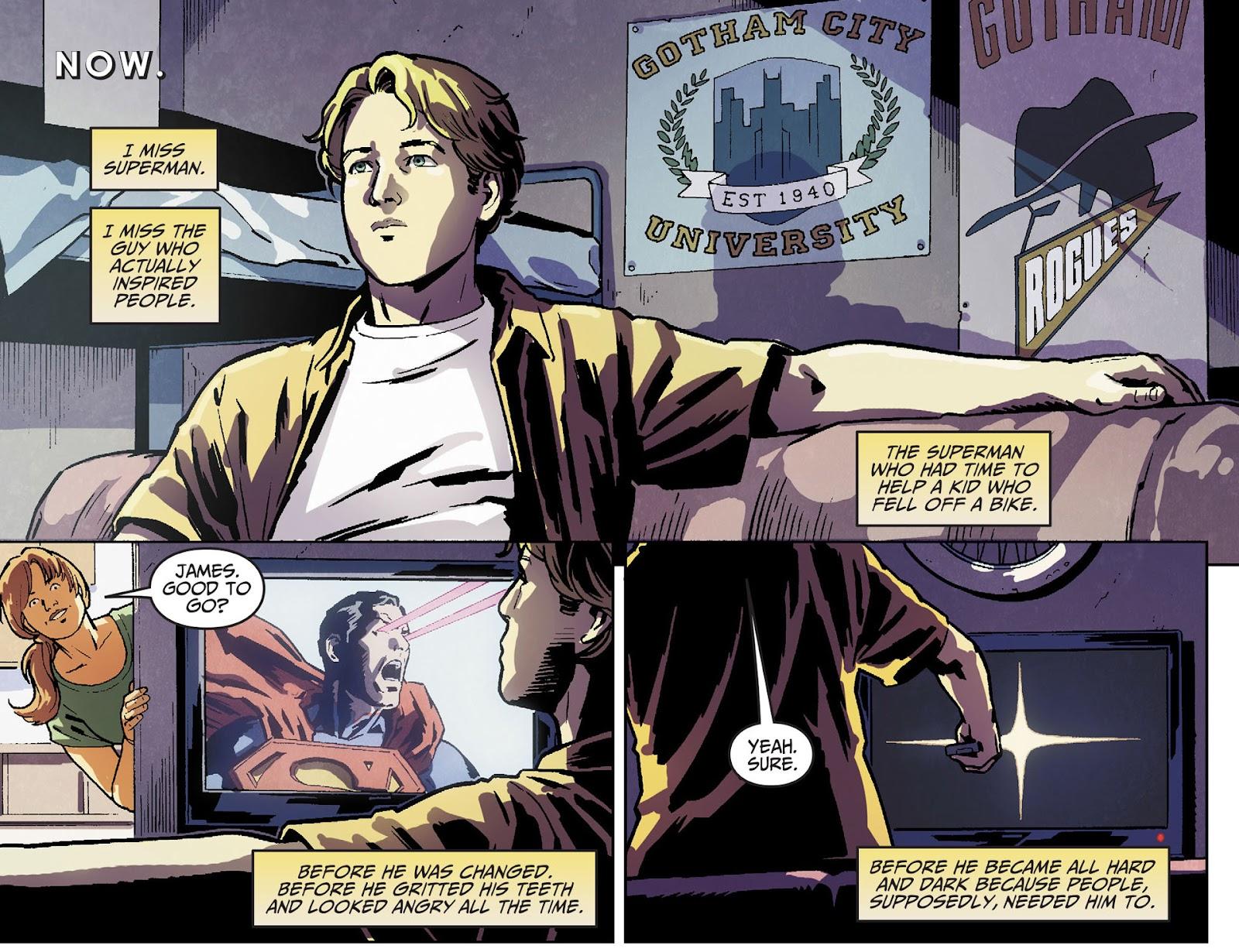 Injustice: Gods Among Us [I] Issue #30 #31 - English 21