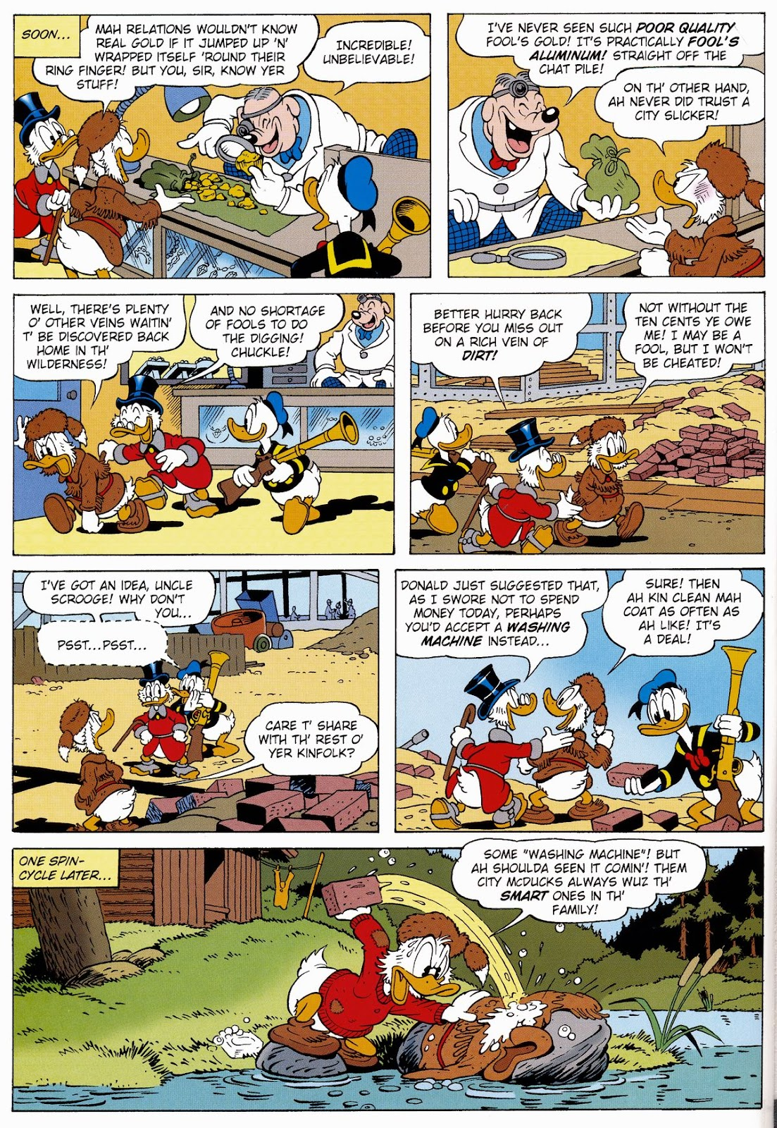 Uncle Scrooge (1953) Issue #327 #327 - English 66