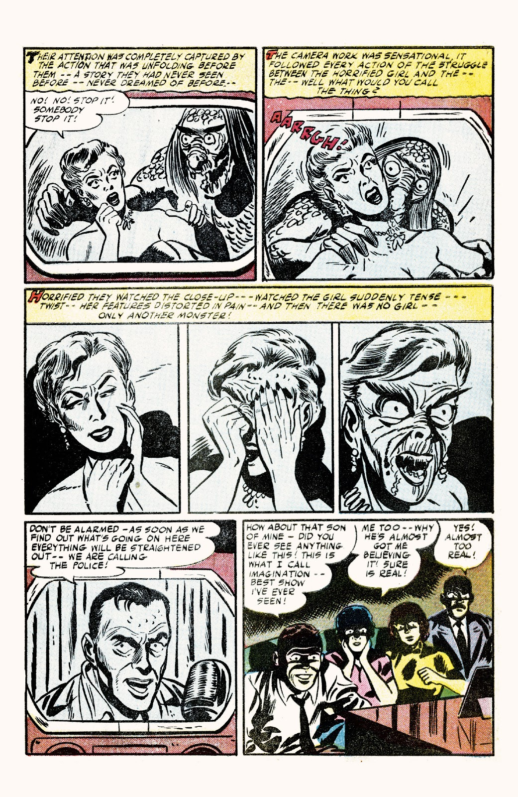 Haunted Horror Issue #4 #4 - English 44