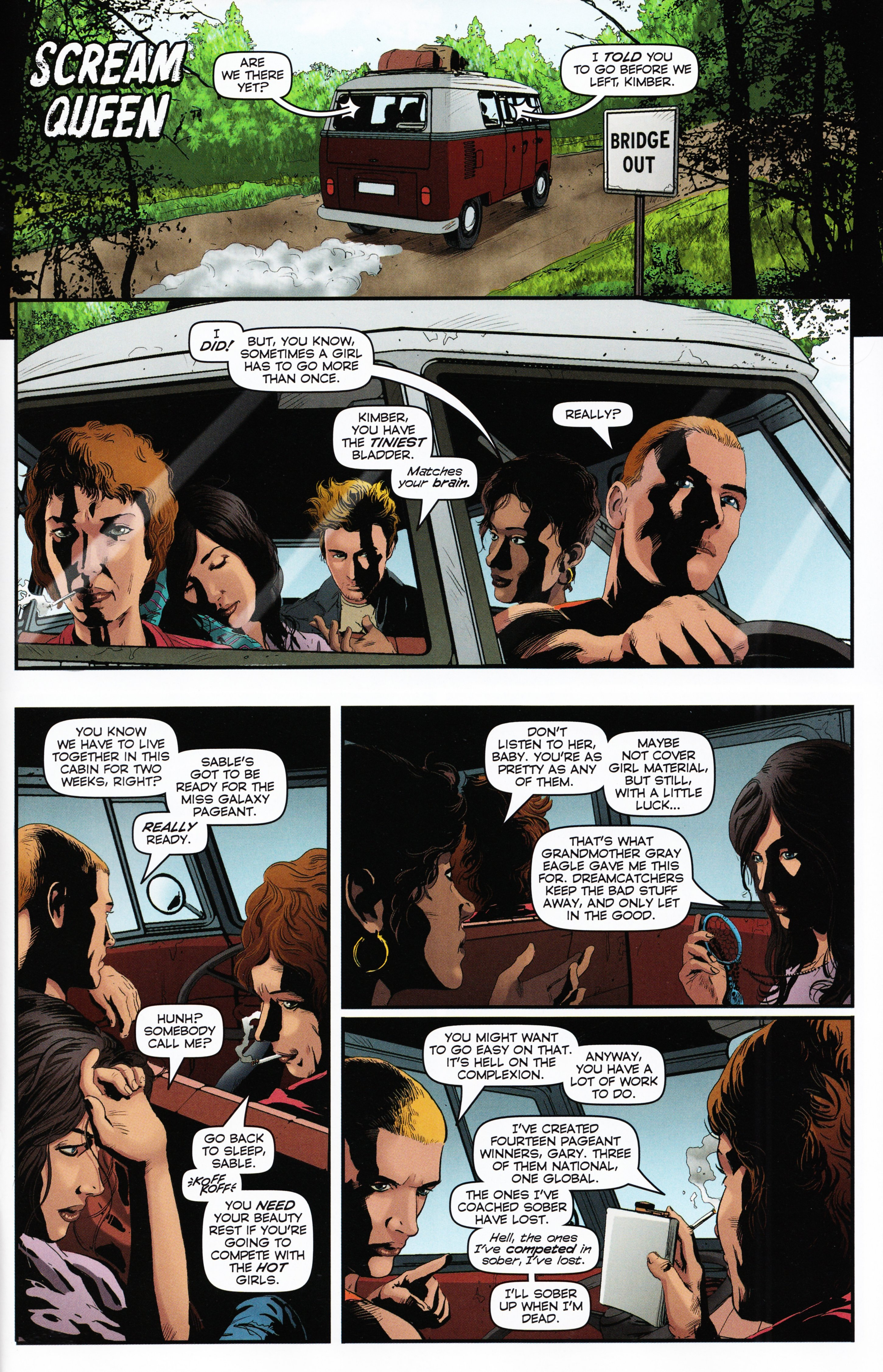Read online Evil Dead 2: Tales of the Ex-Mortis comic -  Issue #2 - 29