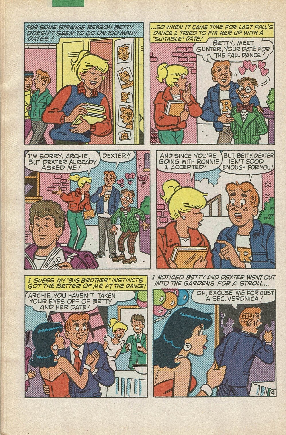 Read online Betty and Me comic -  Issue #190 - 32
