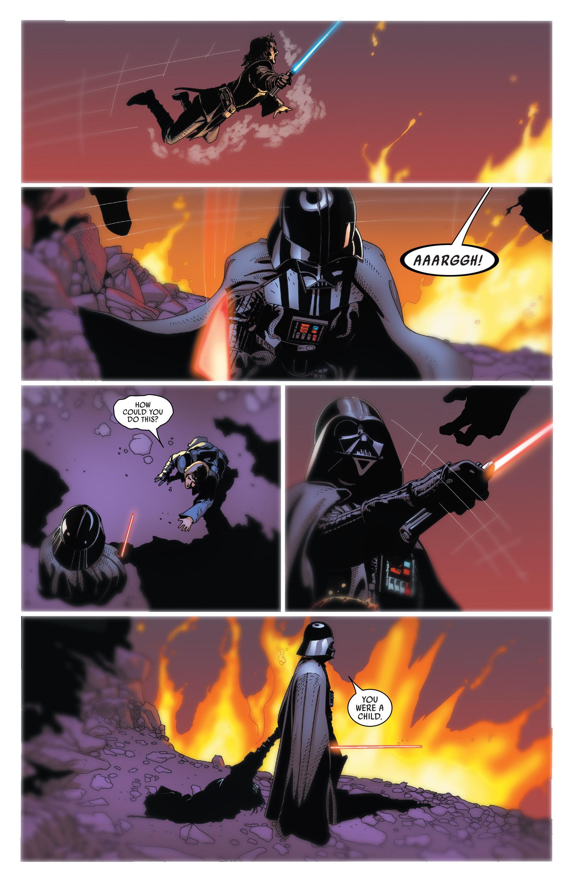 Read online Darth Vader comic -  Issue #24 - 12