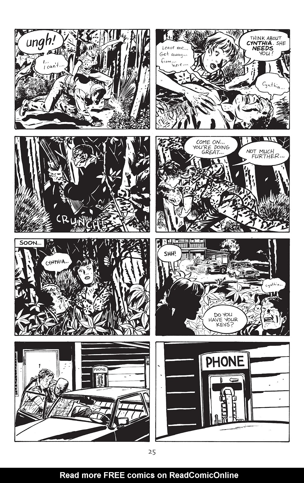 Stray Bullets Issue #20 #20 - English 27