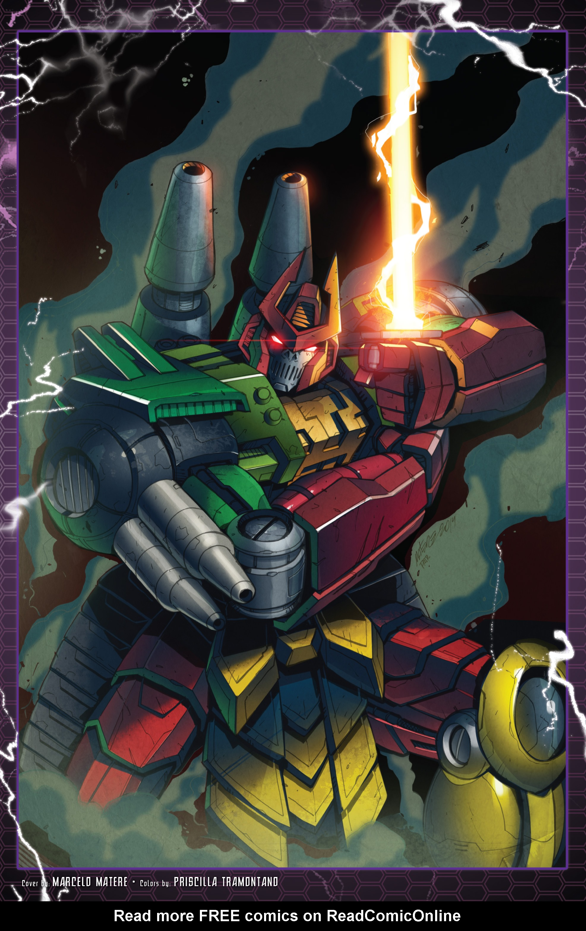 Read online The Transformers: Dark Cybertron Finale comic -  Issue # Full - 153