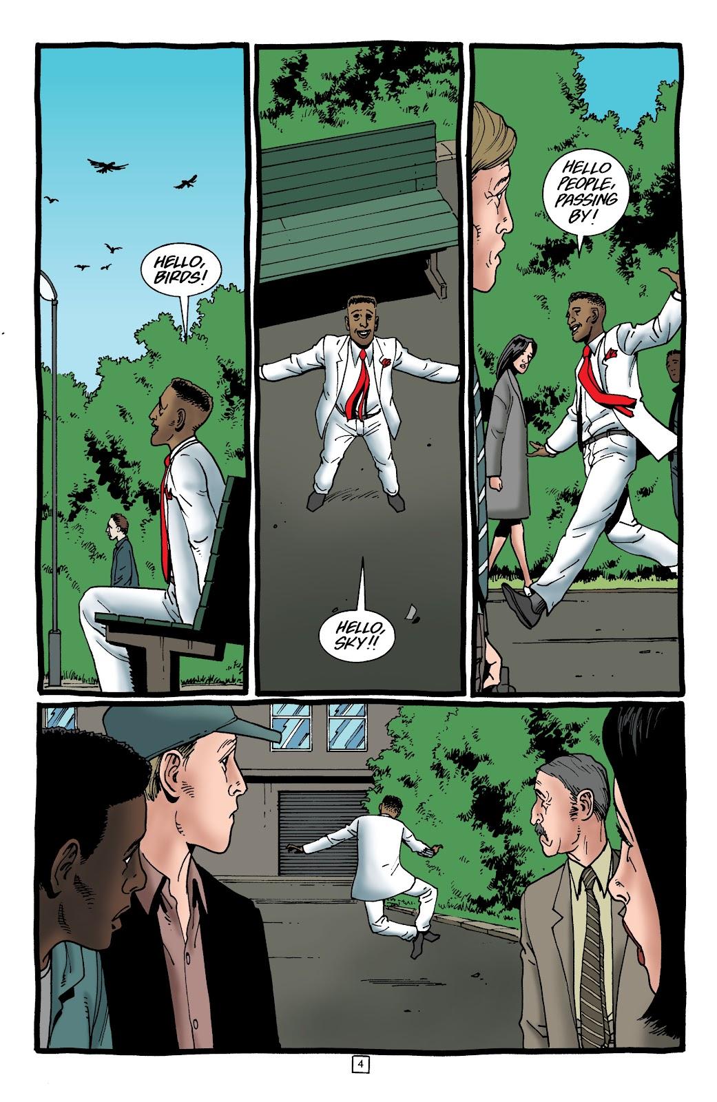 Preacher Issue #62 #71 - English 5