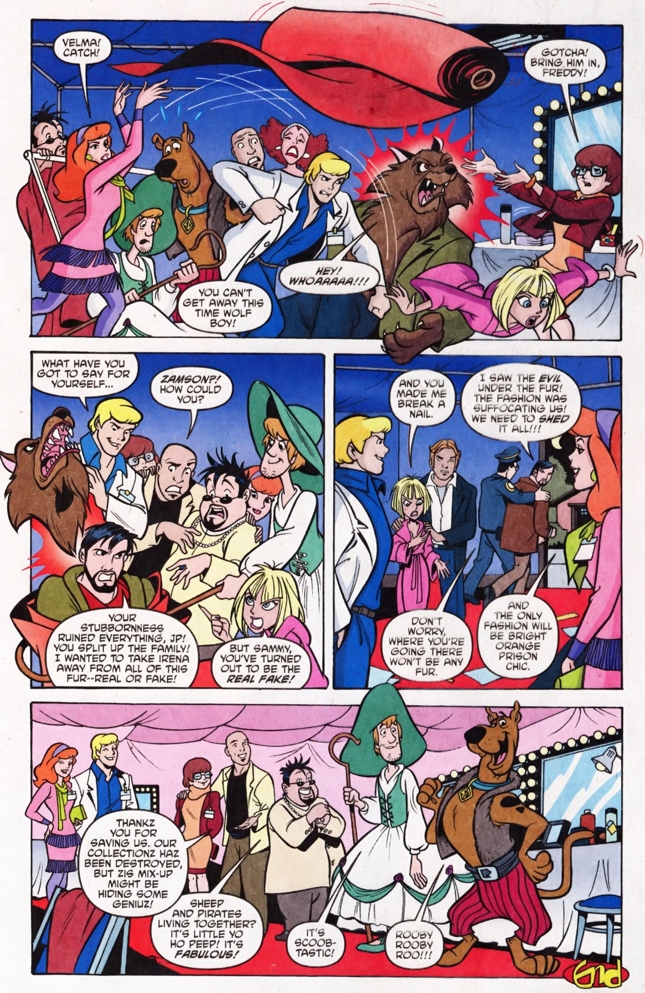 Read online Scooby-Doo (1997) comic -  Issue #134 - 8