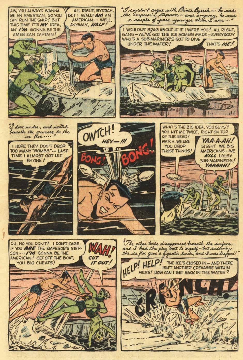 Sub-Mariner Comics #35 #35 - English 13