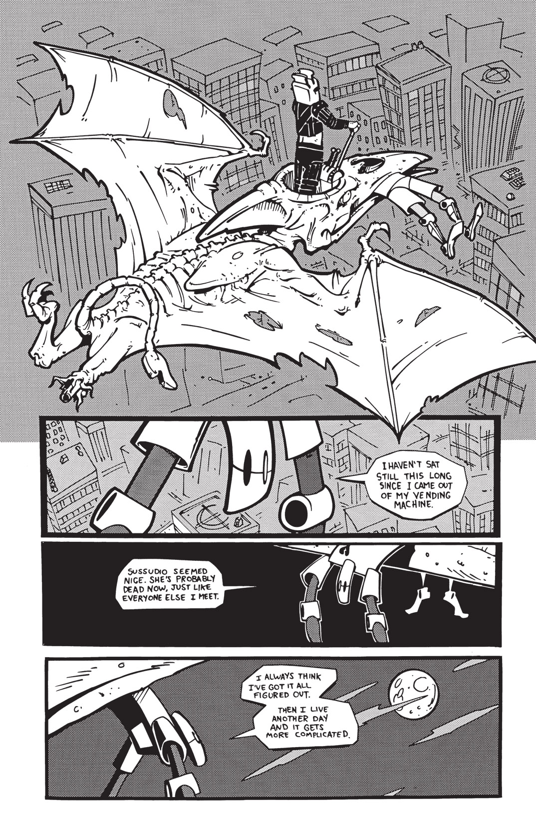 Read online Scud: The Disposable Assassin: The Whole Shebang comic -  Issue # TPB (Part 2) - 156