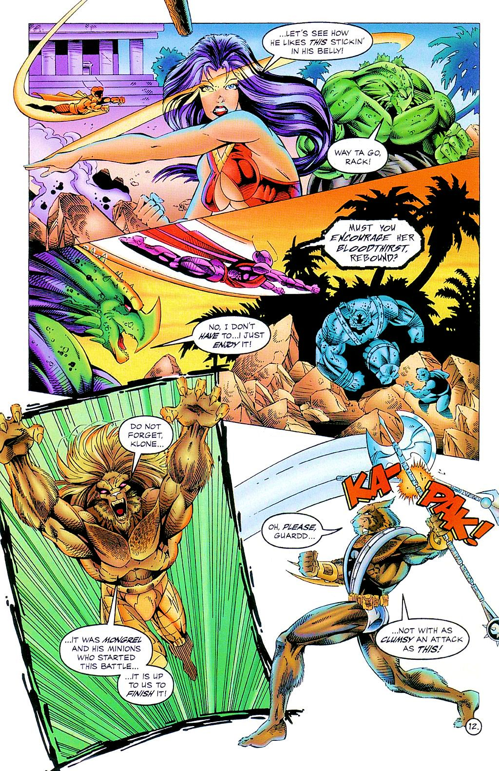 Read online The Others comic -  Issue #2 - 13