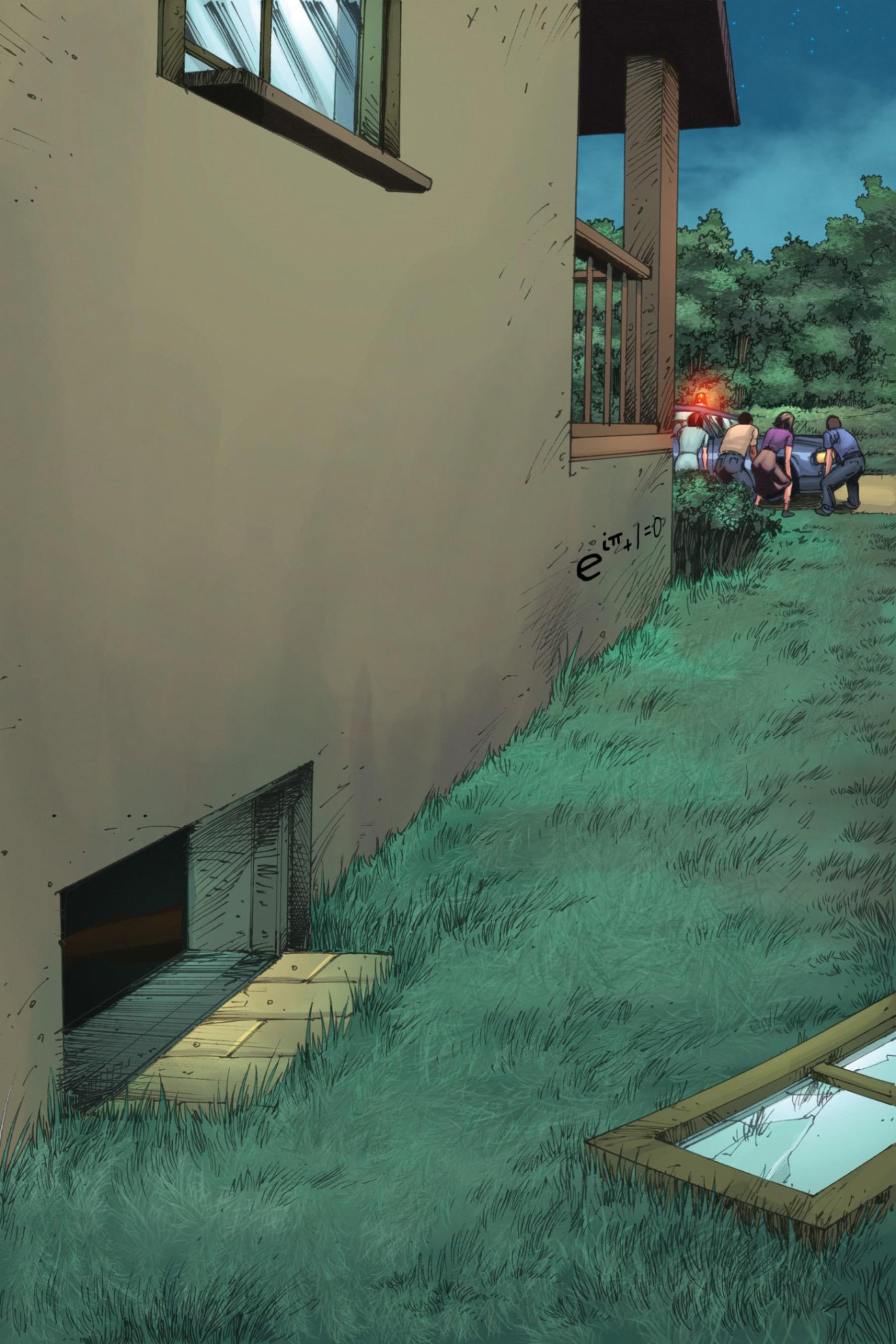 Read online Z-Men comic -  Issue #3 - 116