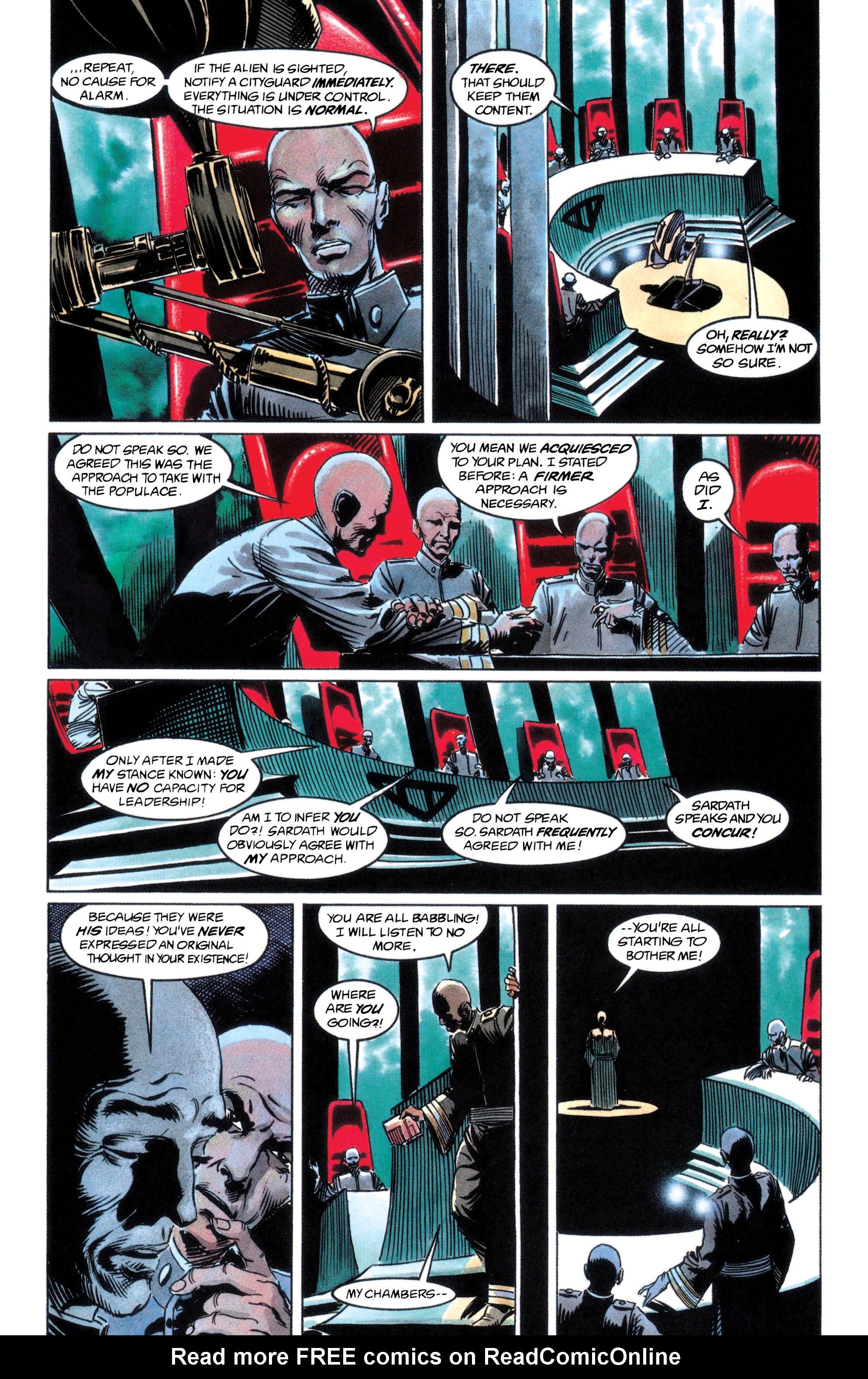 Adam Strange (1990) 2 Page 11