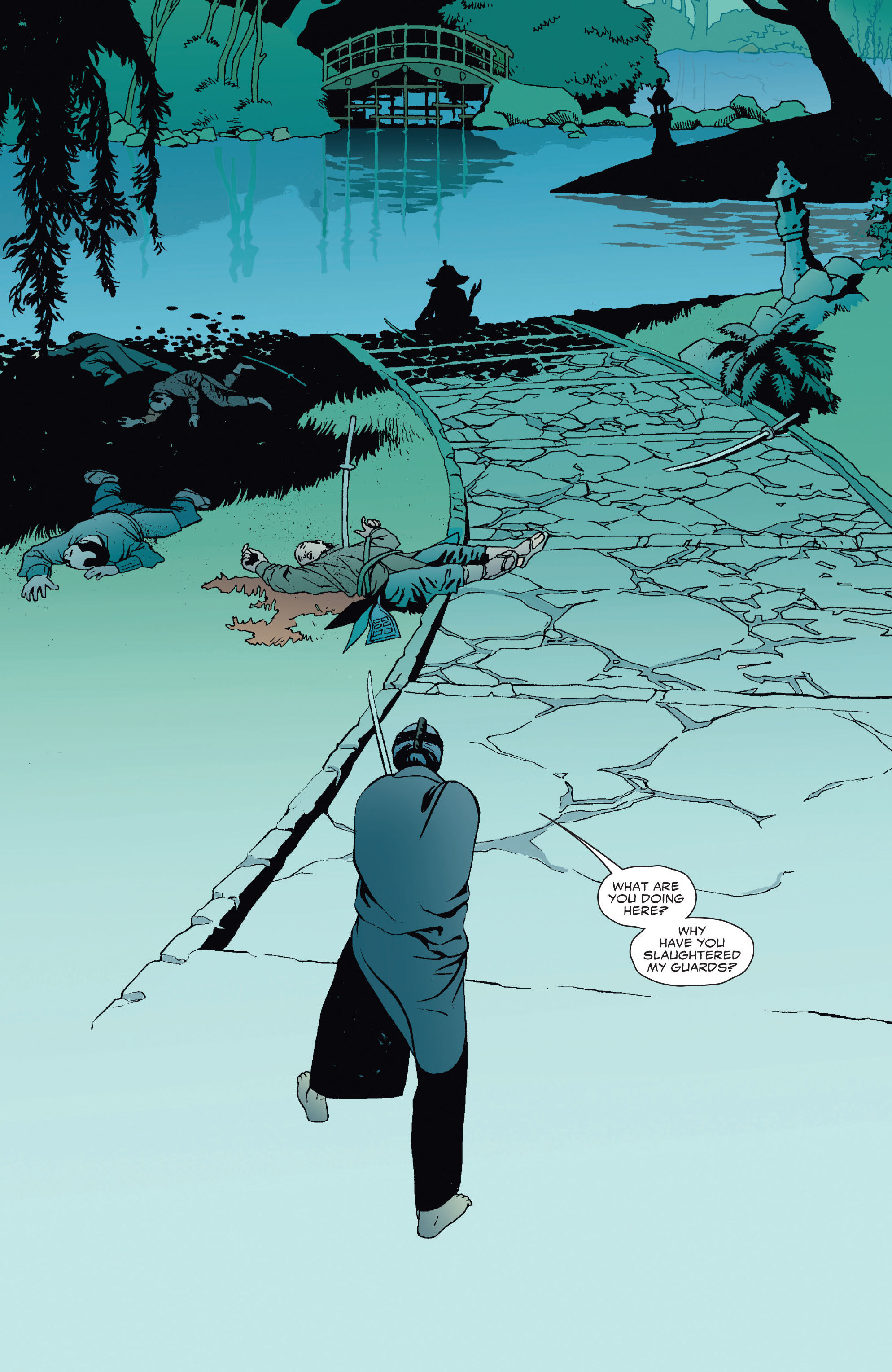 5 Ronin (2011) 5 Page 11