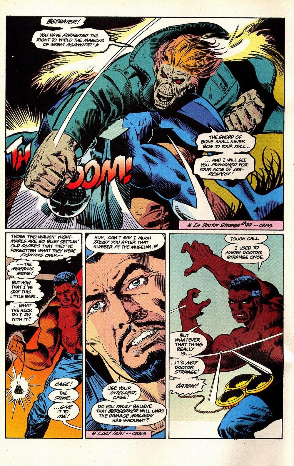 Read online Secret Defenders comic -  Issue #17 - 18