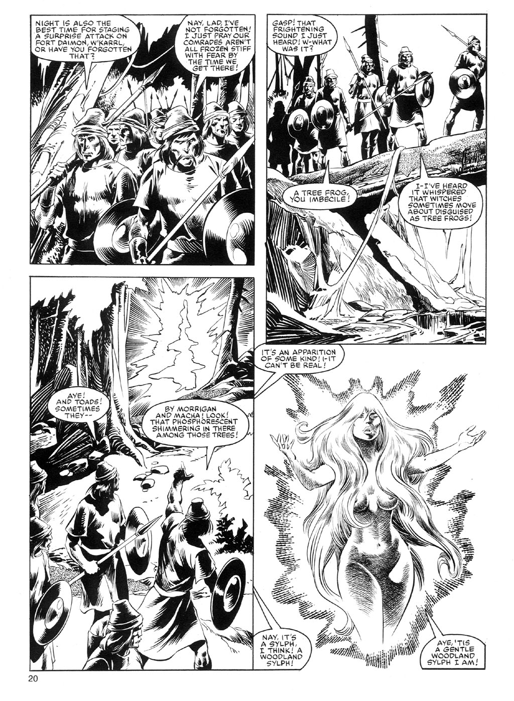 The Savage Sword Of Conan Issue #91 #92 - English 19