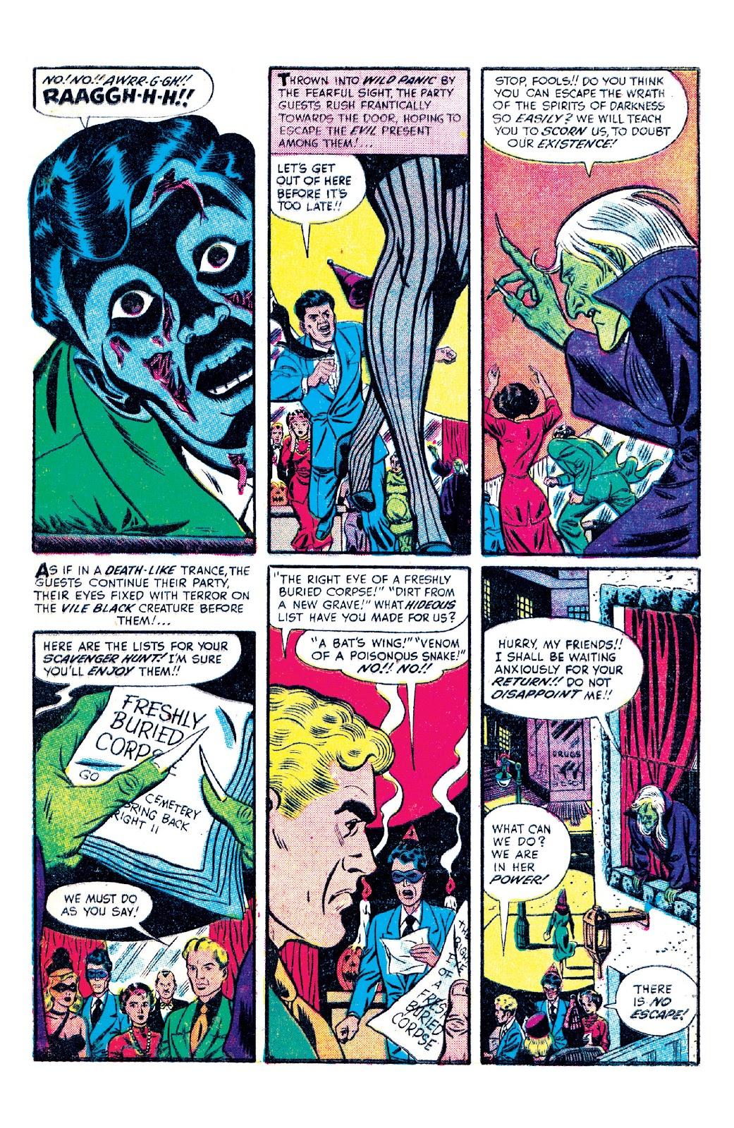 Haunted Horror Issue #19 #19 - English 5