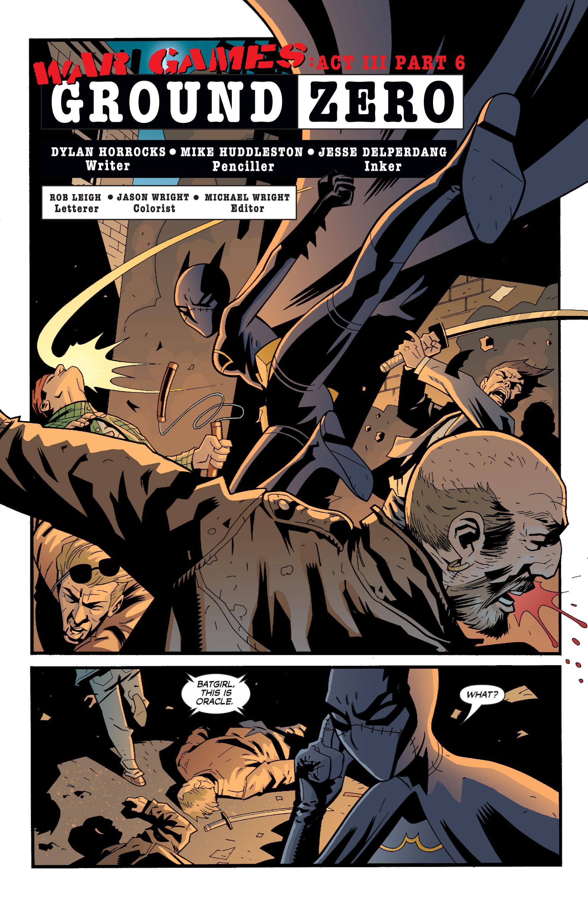 Read online Batman: War Games comic -  Issue #6 - 3