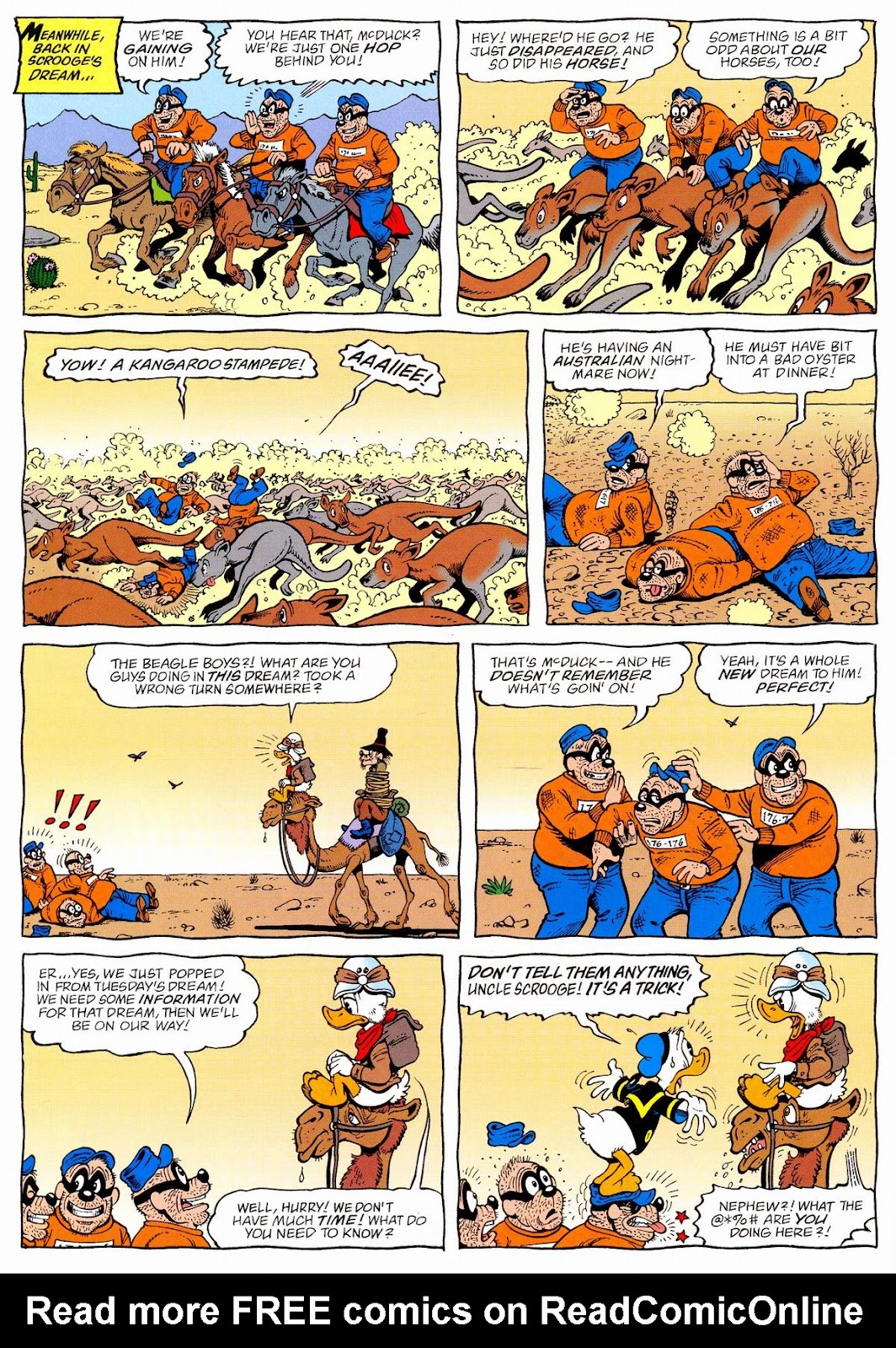 Uncle Scrooge (1953) Issue #329 #329 - English 10