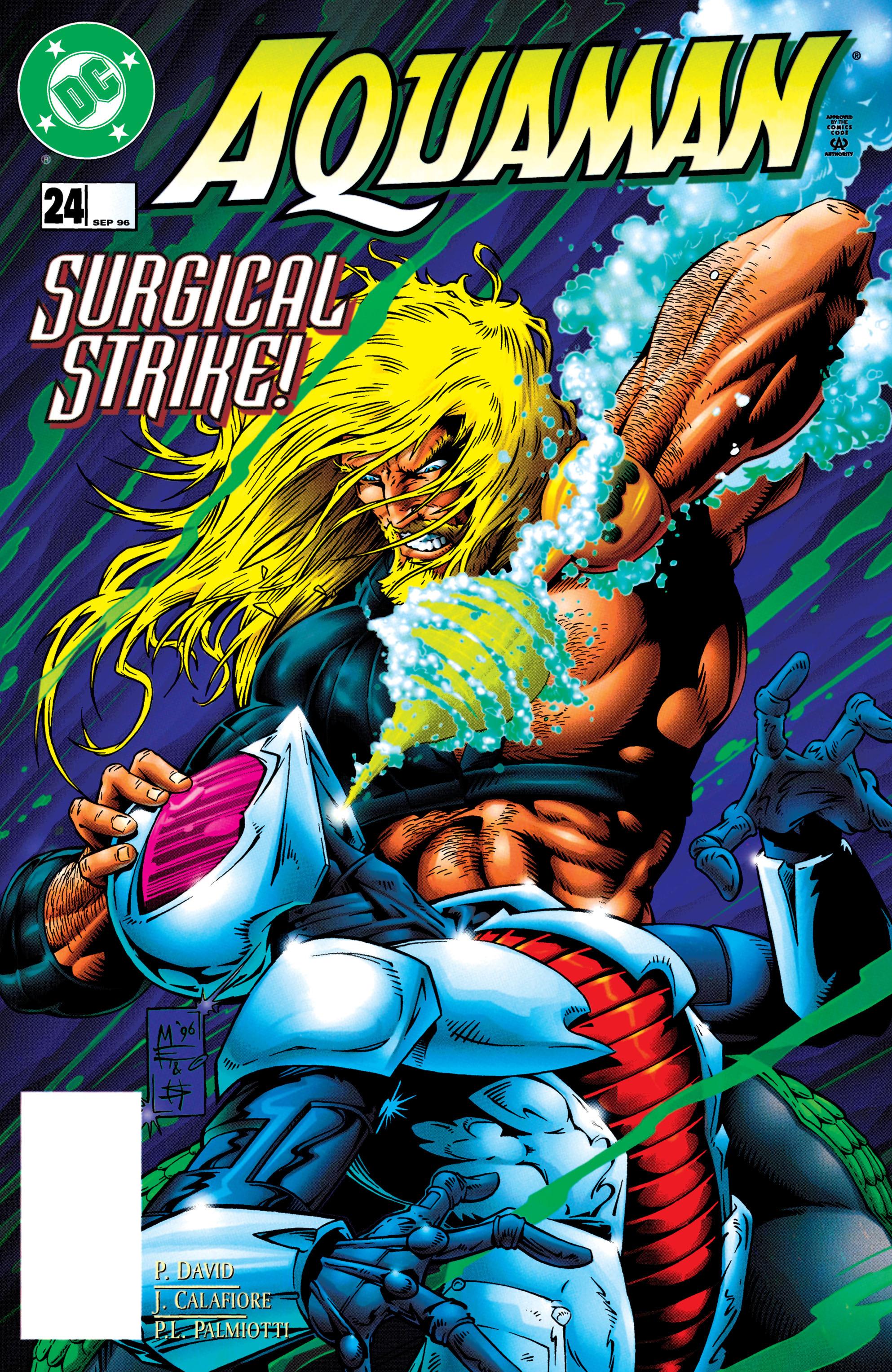 Aquaman (1994) 24 Page 1