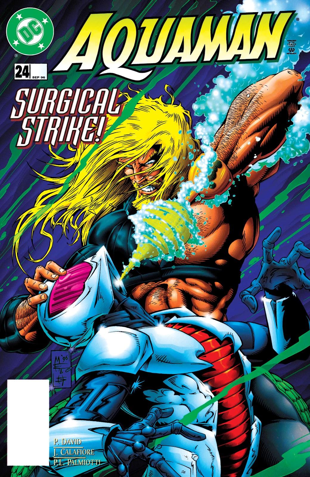 Aquaman (1994) Issue #24 #30 - English 1