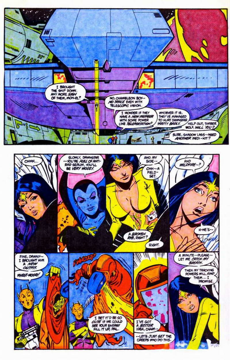 Tales of the Legion Issue #327 #14 - English 12