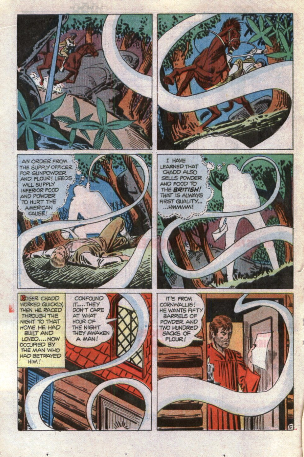 Read online Scary Tales comic -  Issue #32 - 18