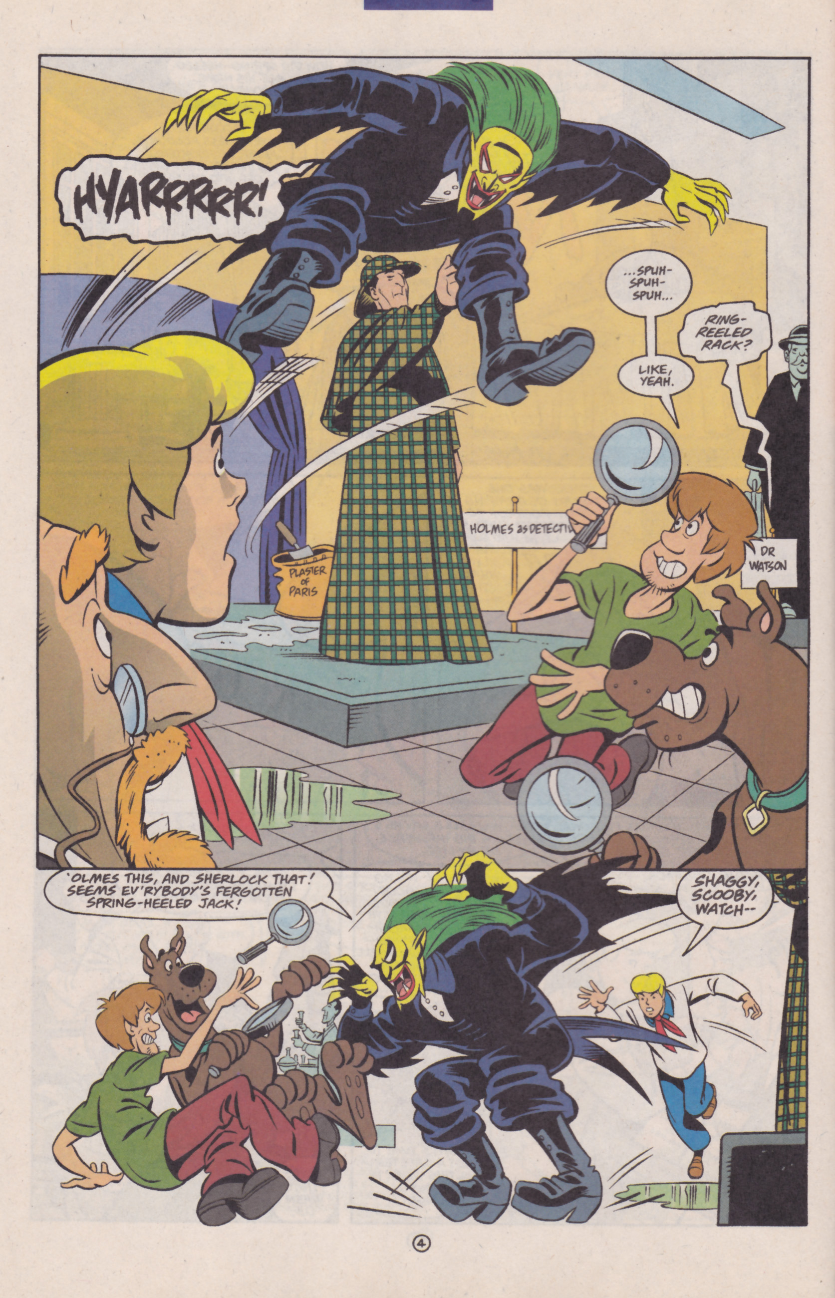 Read online Scooby-Doo (1997) comic -  Issue #30 - 5